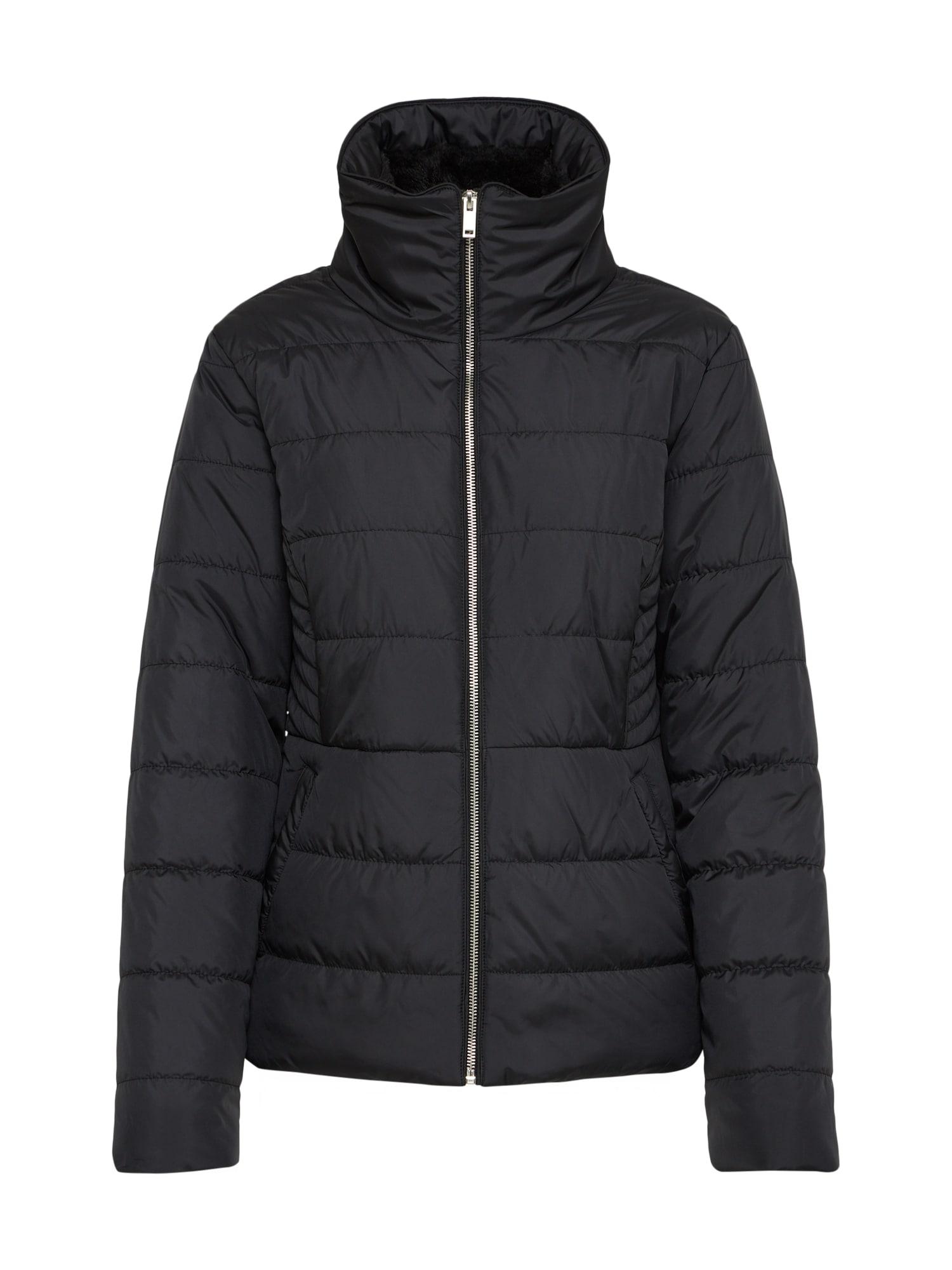 Zimní bunda NESIBE černá Soyaconcept