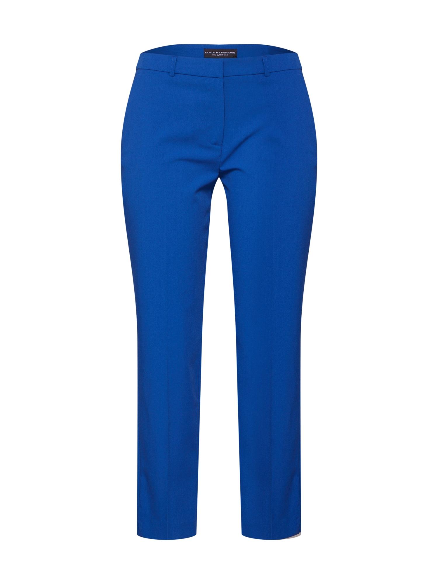 Kalhoty s puky modrá Dorothy Perkins