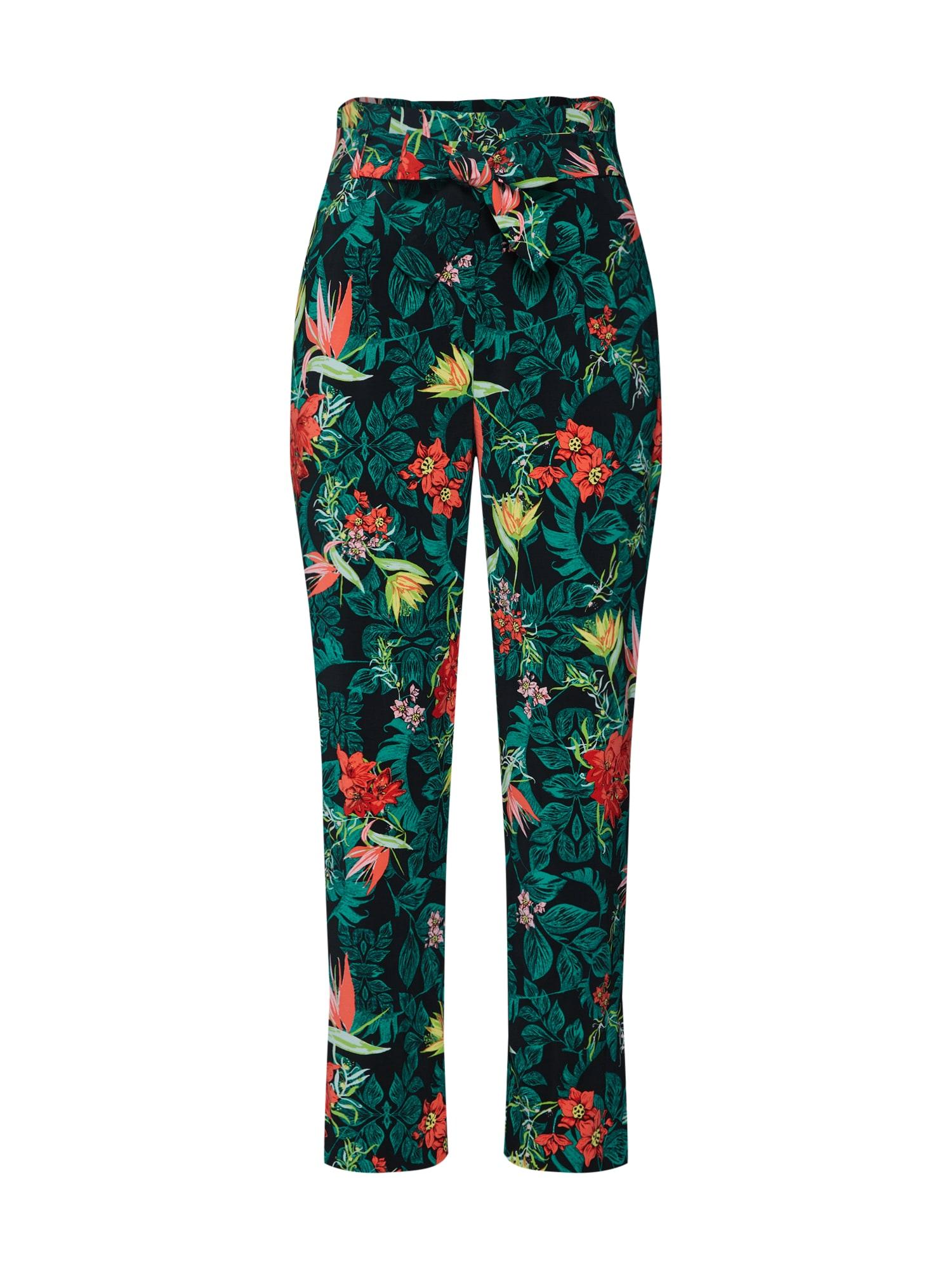 Kalhoty Nahla Amazonas mix barev VILA
