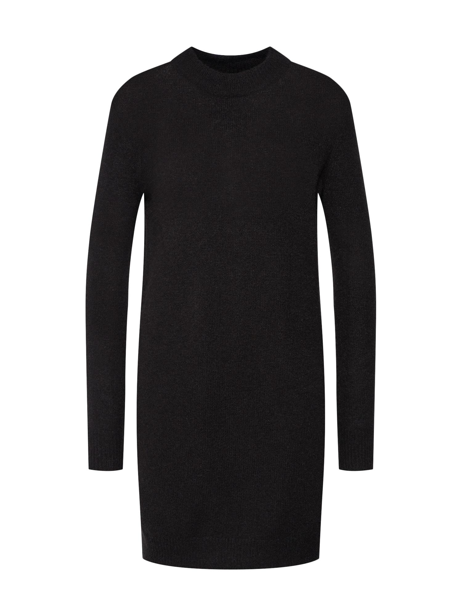 Šaty černá PIECES