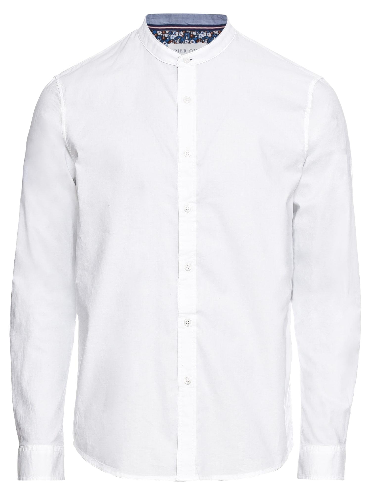 Košile bílá Pier One