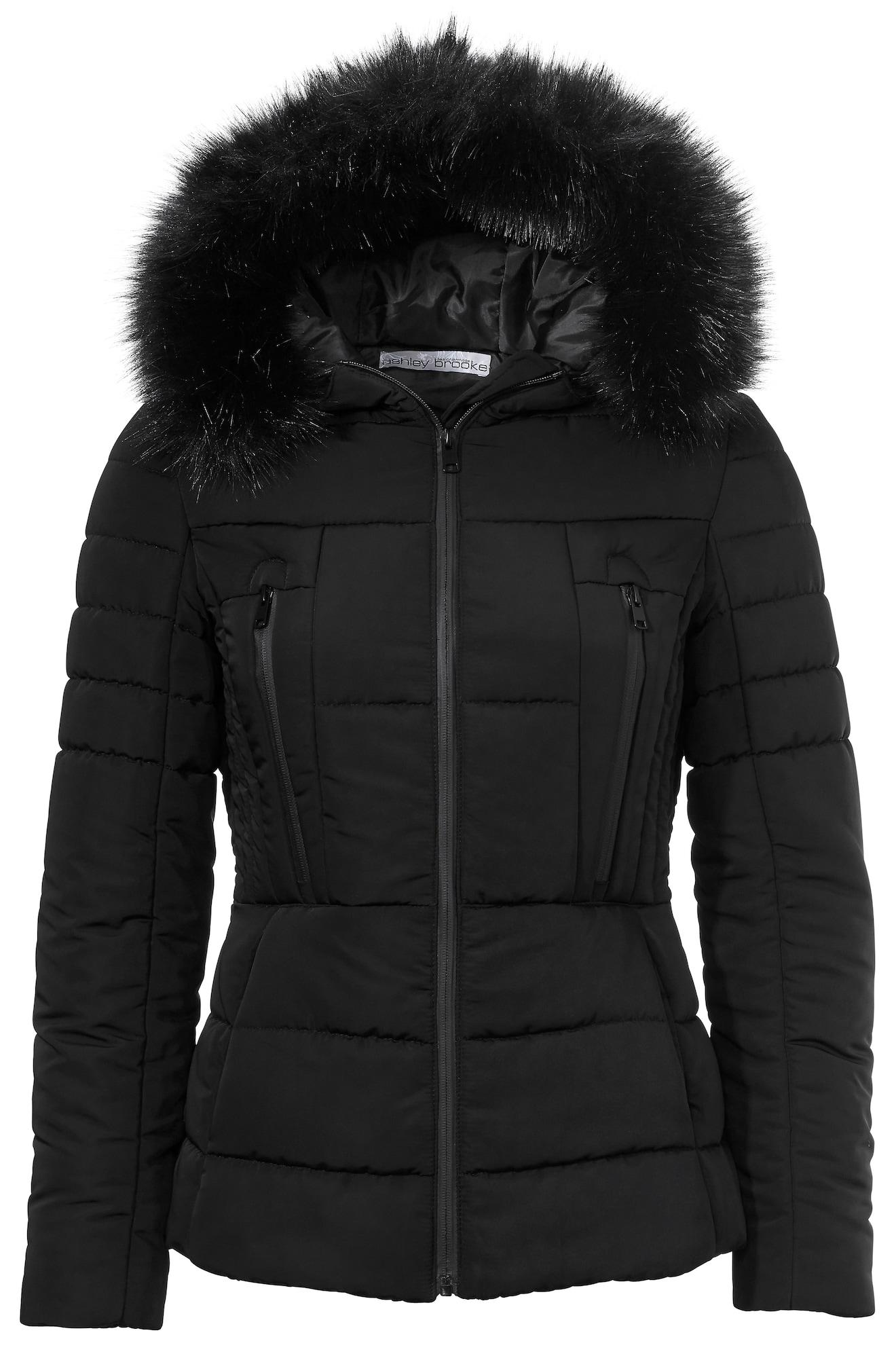 Zimní bunda černá Heine