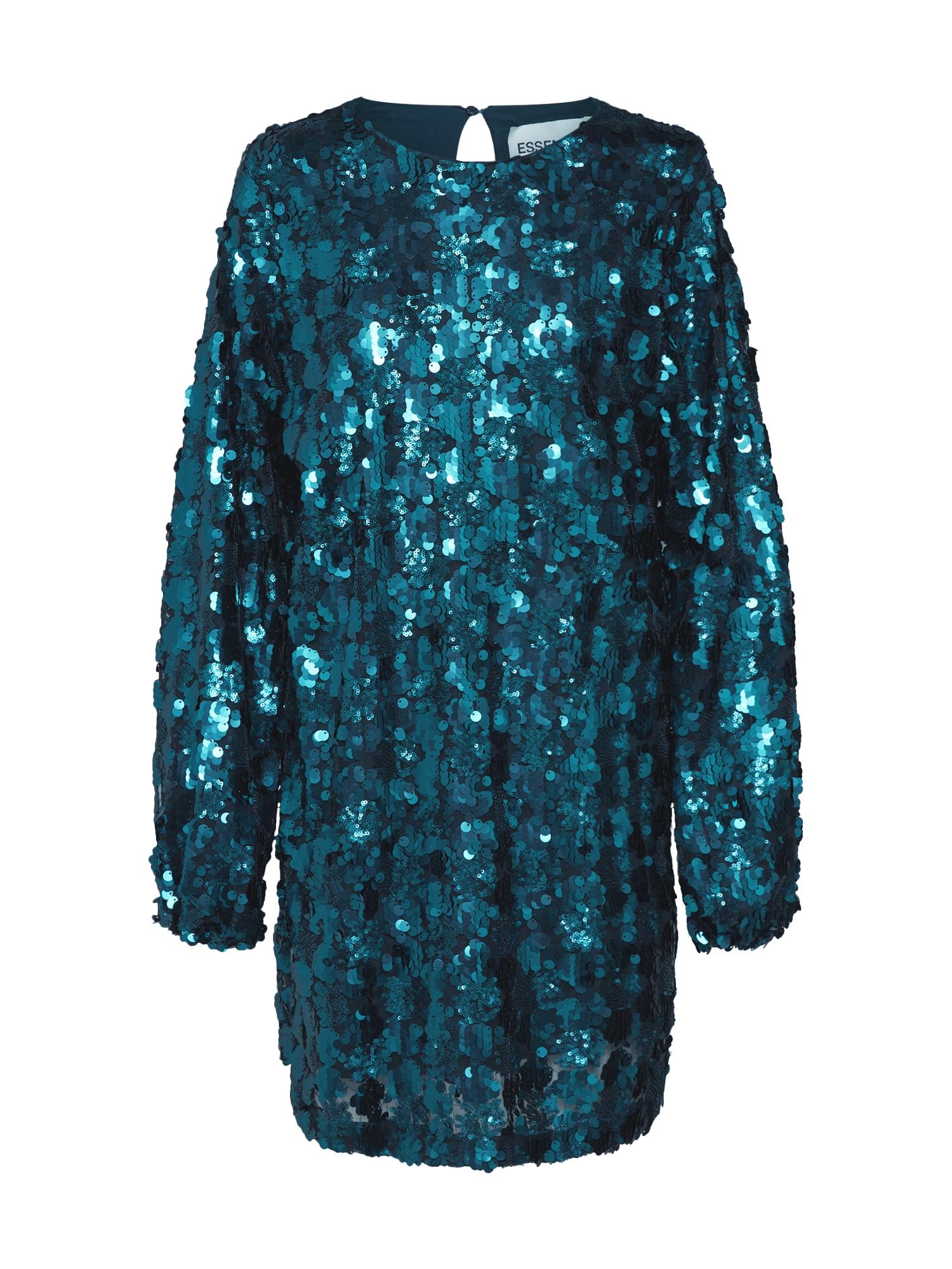 Essentiel Antwerp Sukienka koktajlowa 'Tiara1'  benzyna