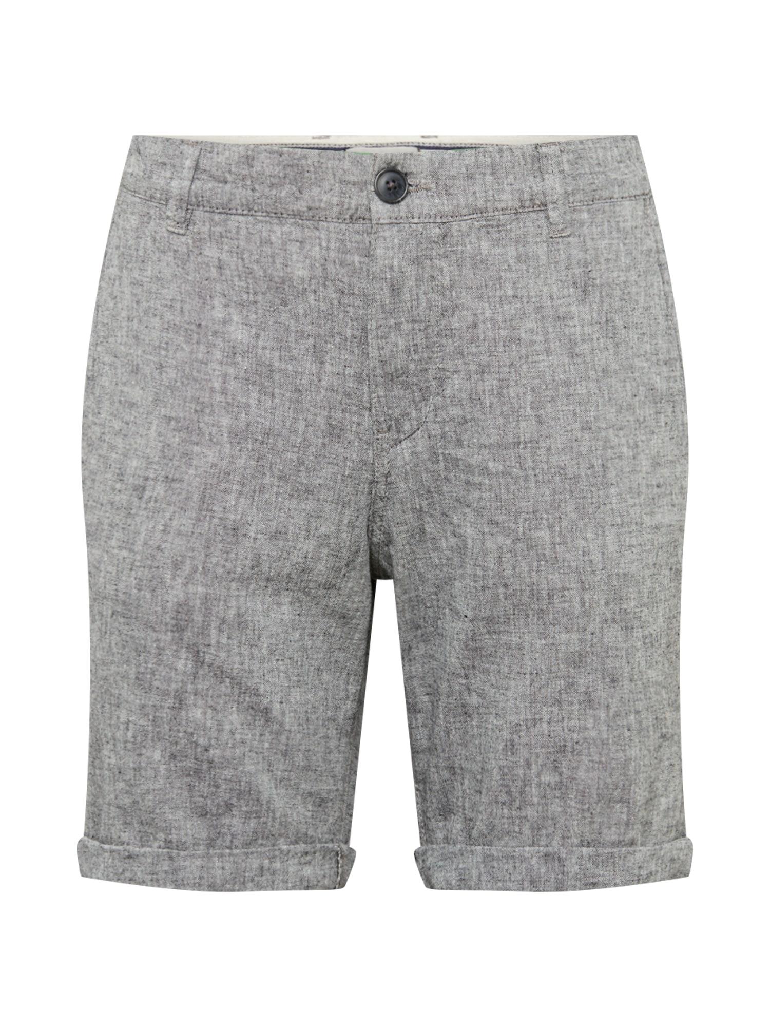 Chino kalhoty Paris tmavě šedá SELECTED HOMME