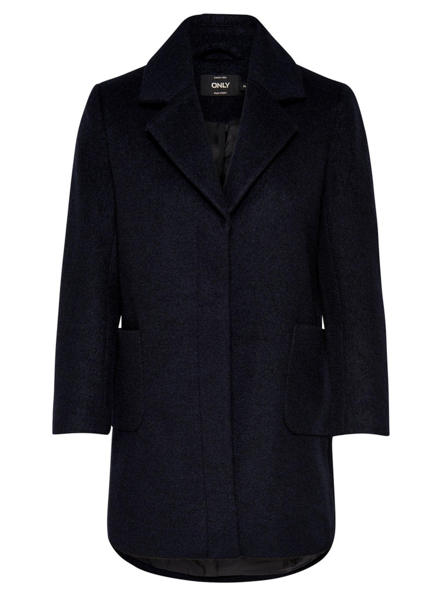 Přechodný kabát MARY černá ONLY