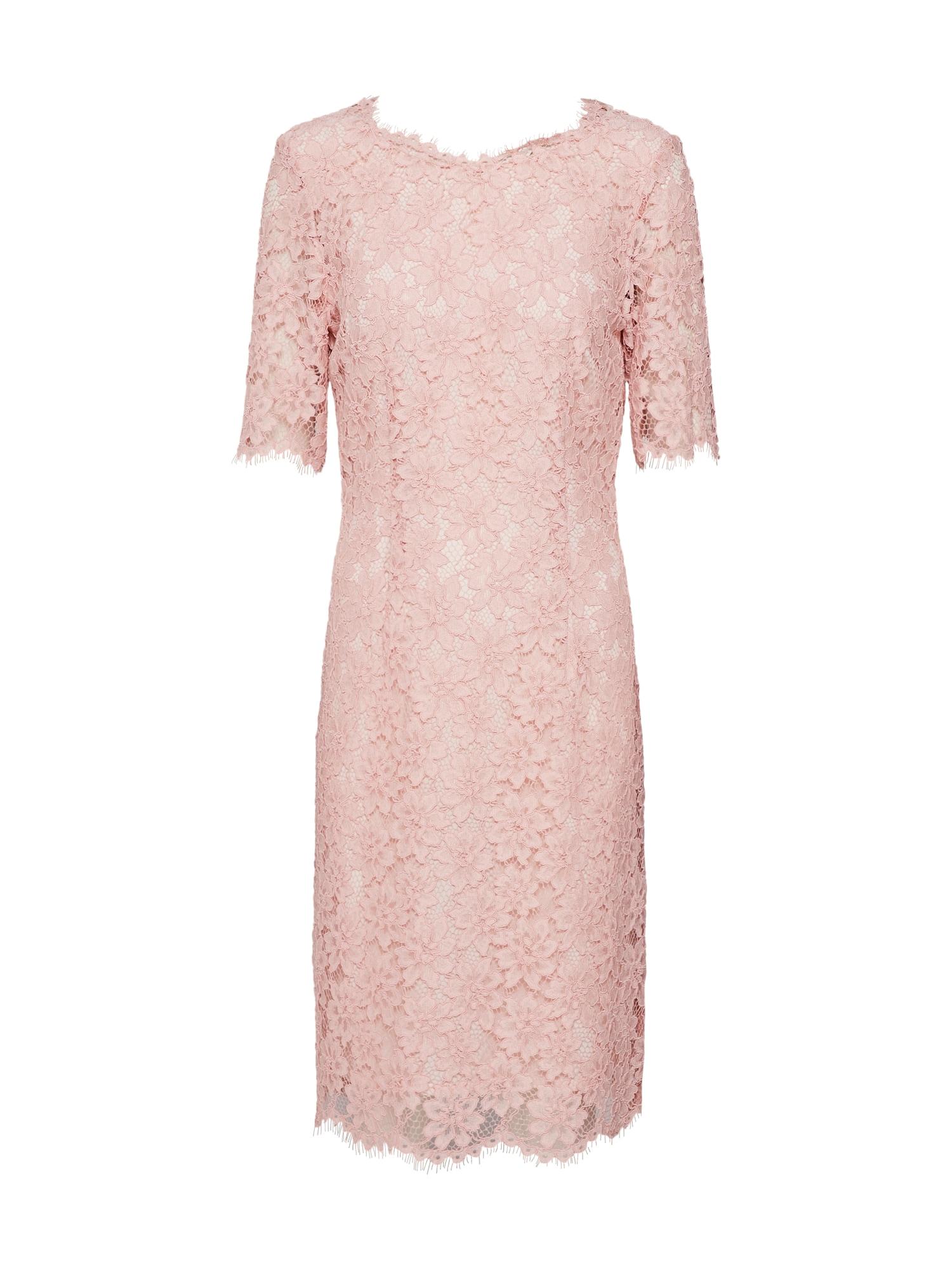 Šaty Kalissy růžová HUGO