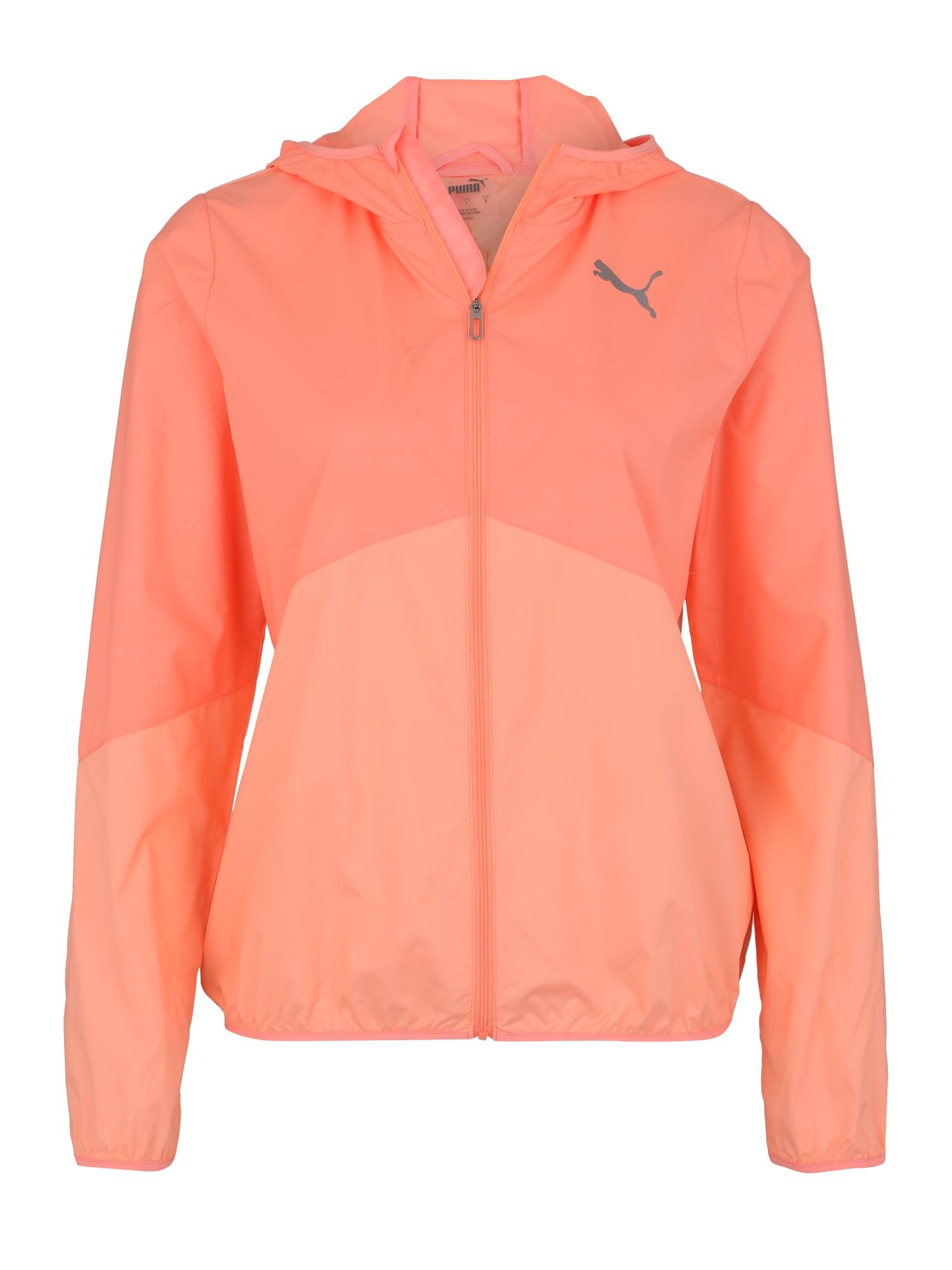 Sportovní bunda Ignite korálová pastelově oranžová PUMA
