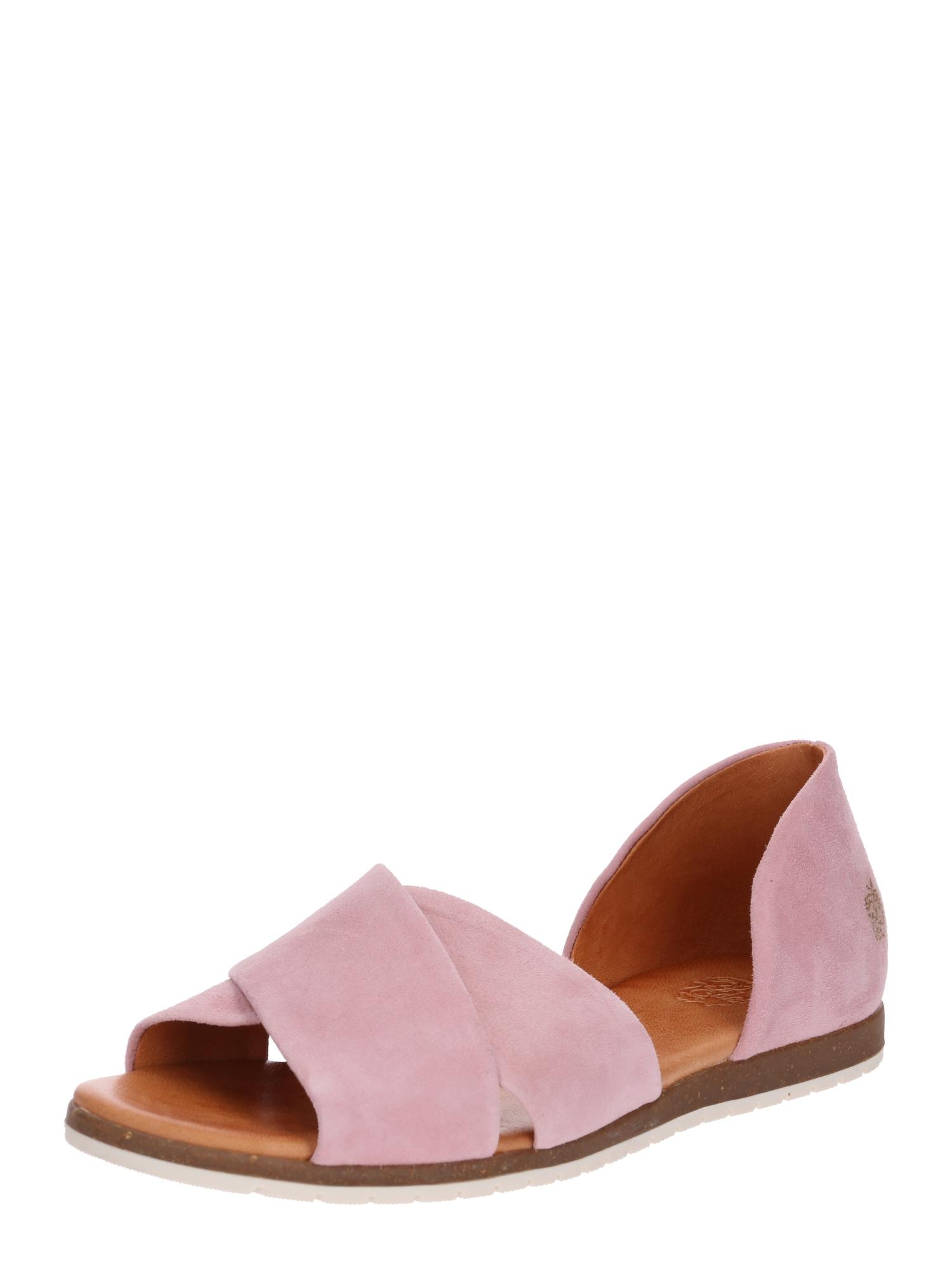 Sandály Chiusi béžová růžová Apple Of Eden