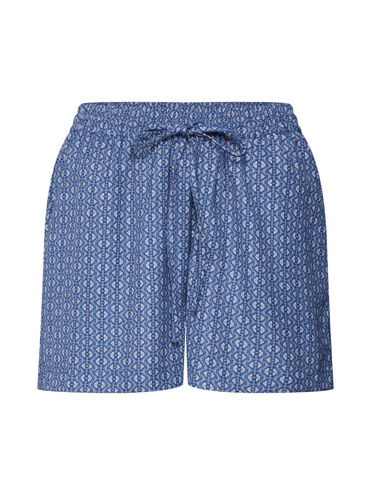Kalhoty DIANA modrá ONLY