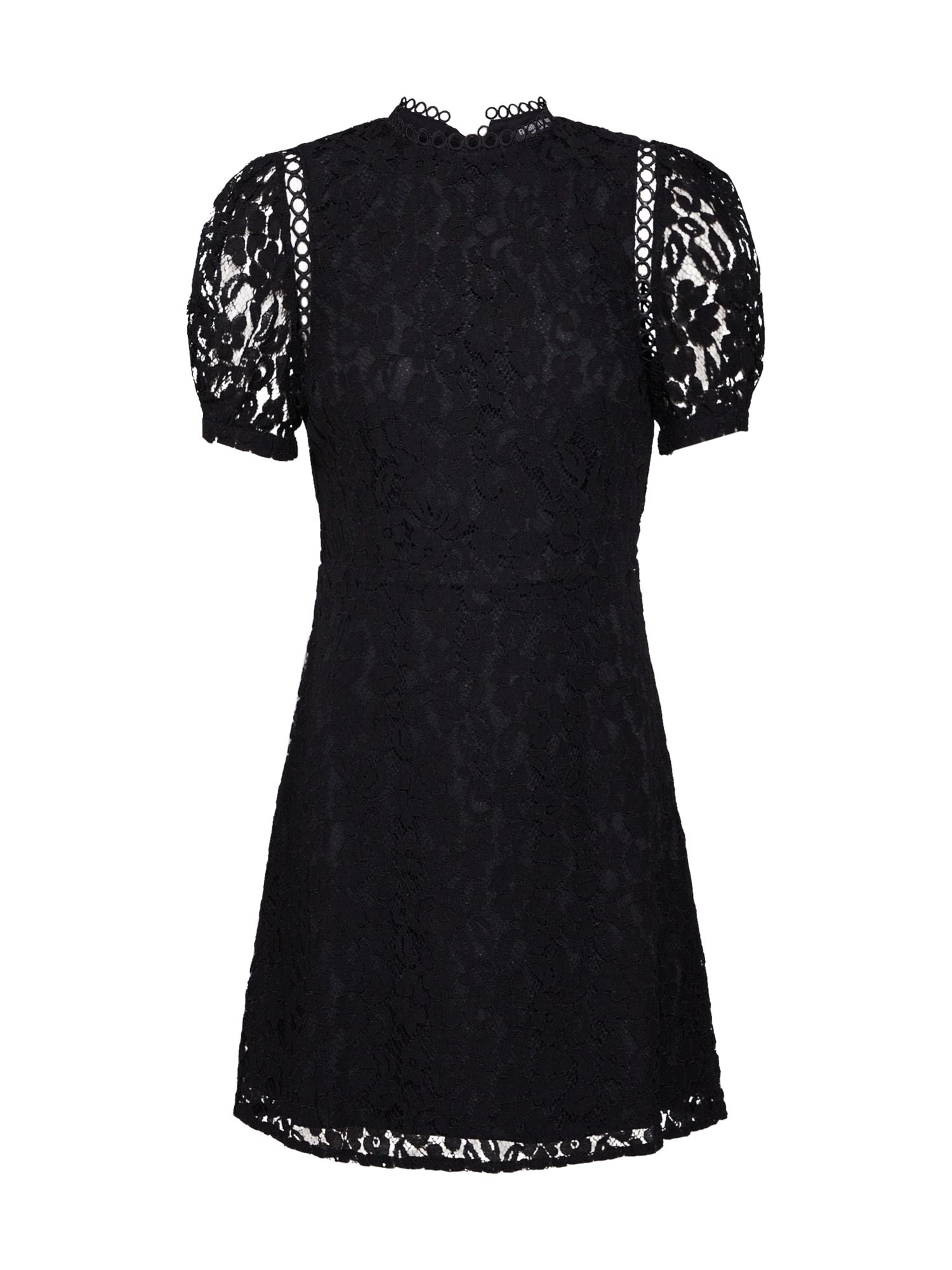 Šaty DALIANN černá Fashion Union