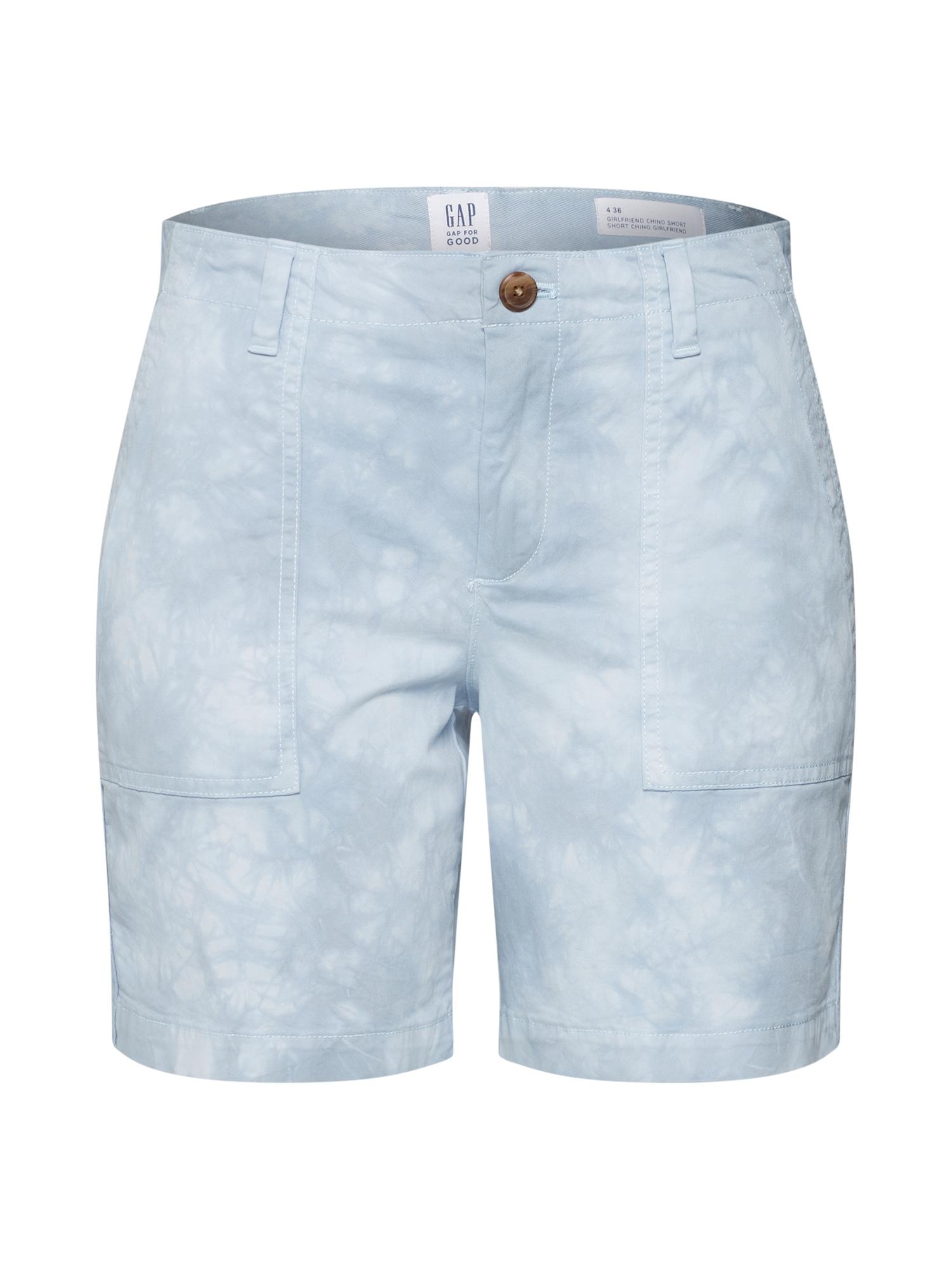 Kalhoty modrá GAP