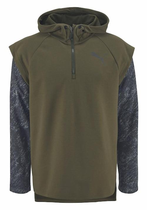 Sweatshirt ´1/4 ZIP ENERGY HOODIE´