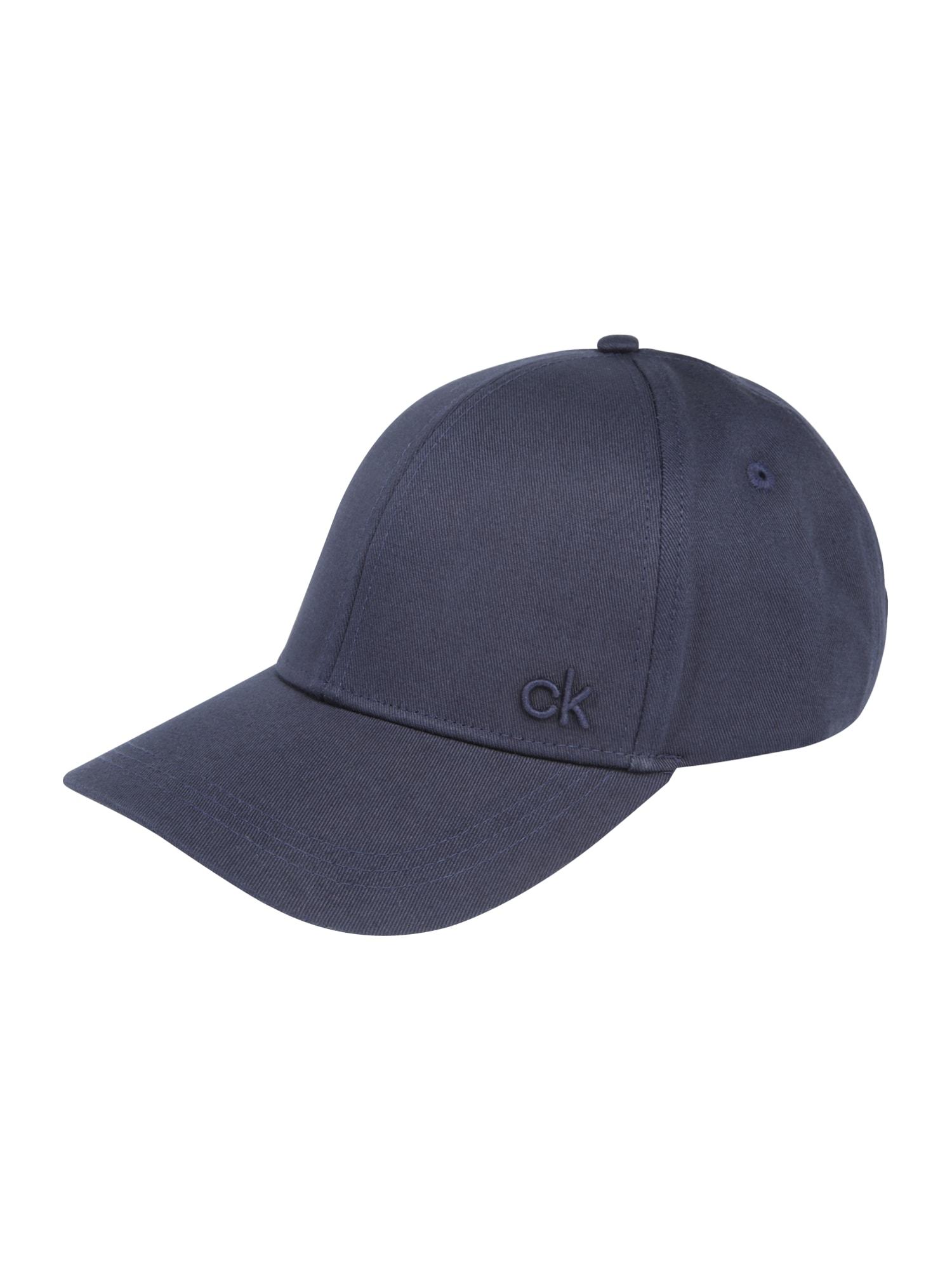 Čepice tmavě modrá Calvin Klein