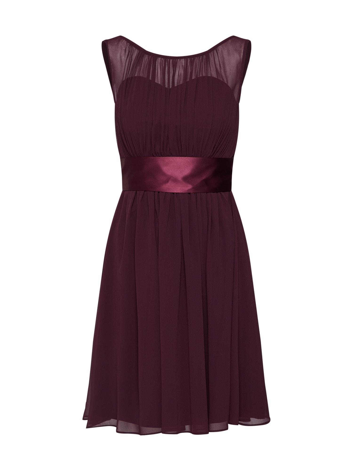 Koktejlové šaty Beth fialová Dorothy Perkins Occasion