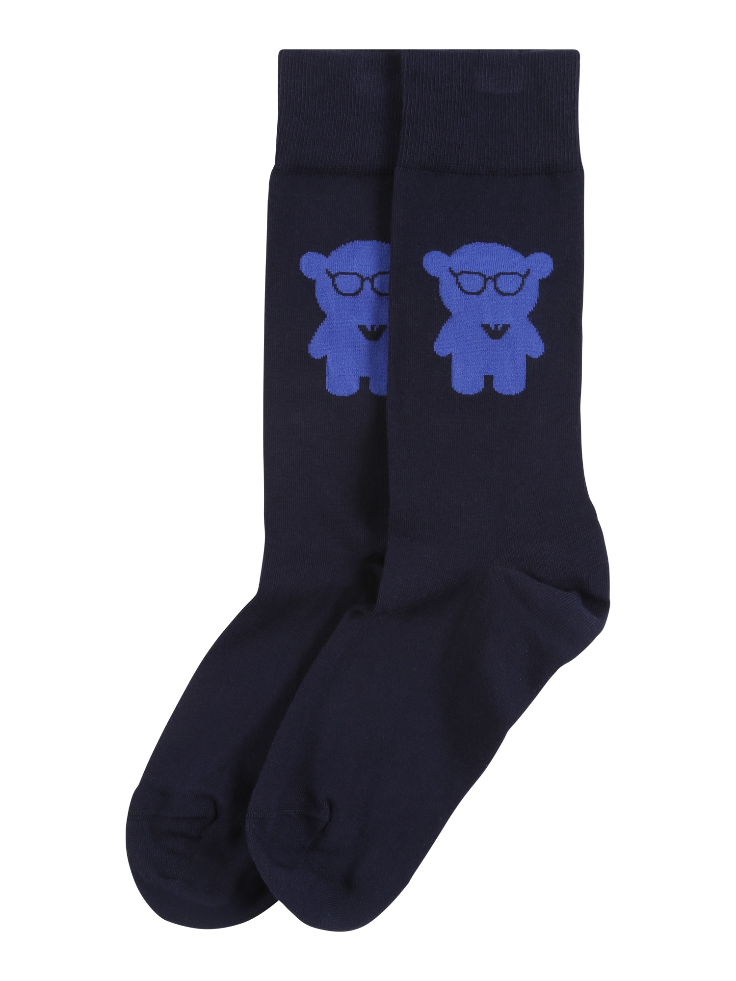Emporio Armani Ponožky 'CORTO'  námornícka modrá