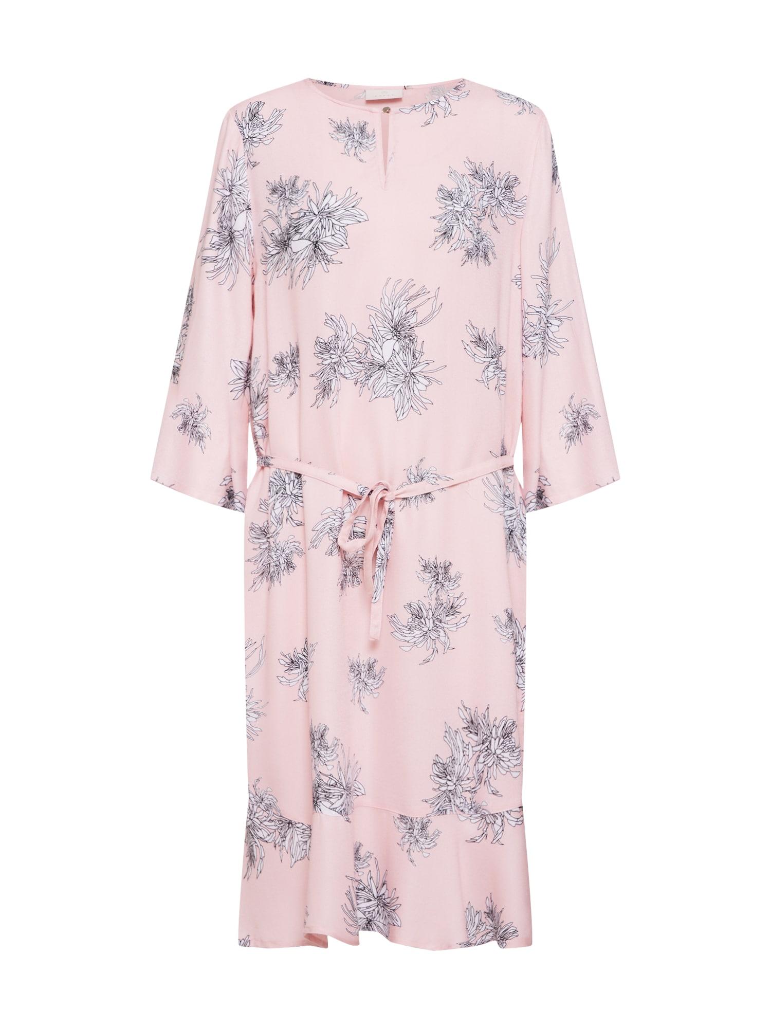 Šaty Mille růžová Kaffe