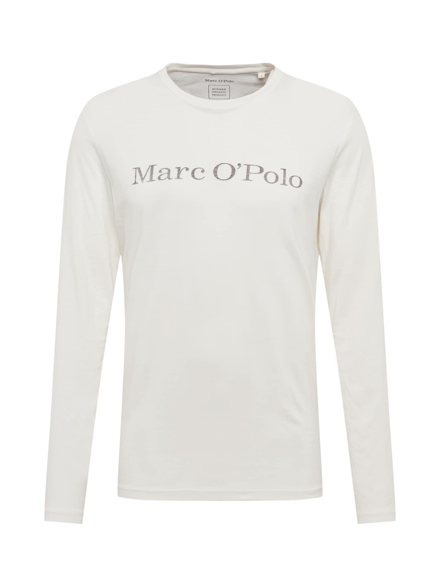 Marc OPolo Tričko barva vaječné skořápky Marc O'Polo