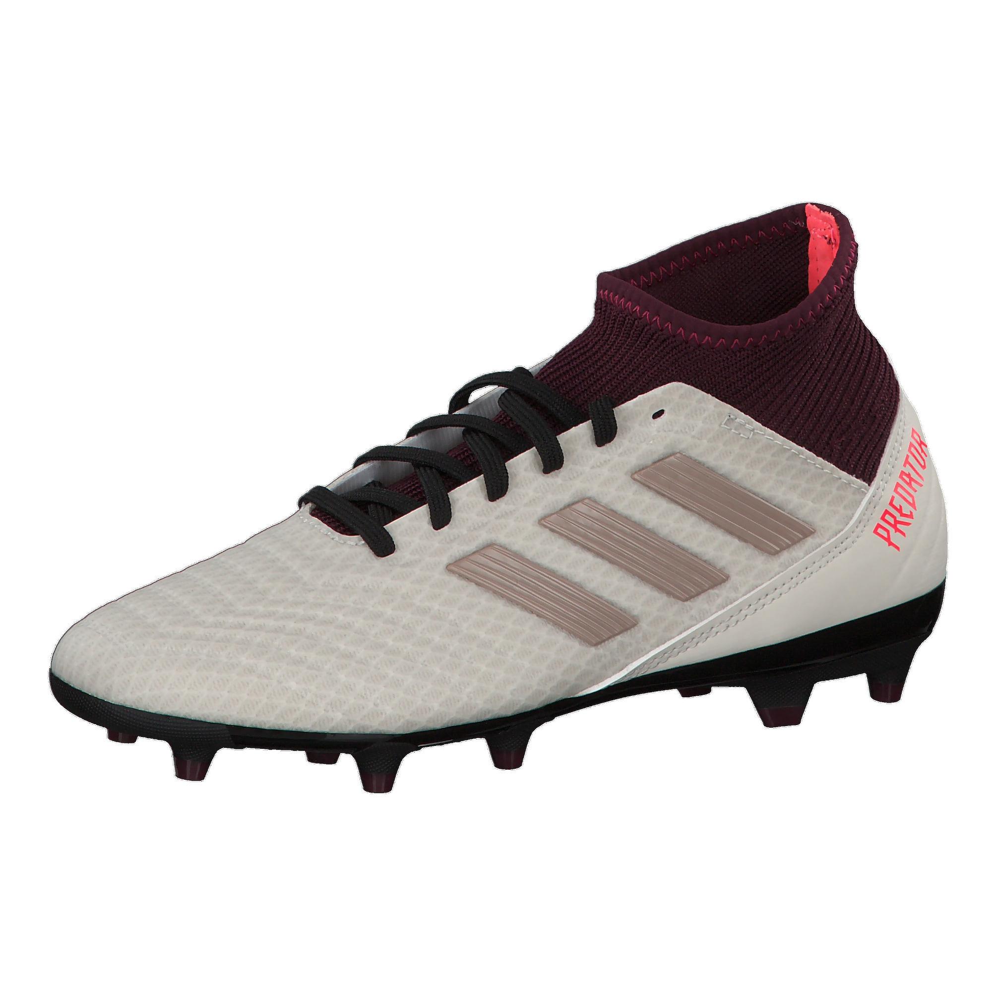 Fußballschuhe 'PREDATOR 18.3 FG' mit PrimeMesh-Obermaterial DB2511 | Schuhe > Sportschuhe > Fußballschuhe | Rot | ADIDAS PERFORMANCE