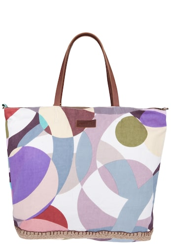 Shopper BIG CANVAS ESPANDRILLES