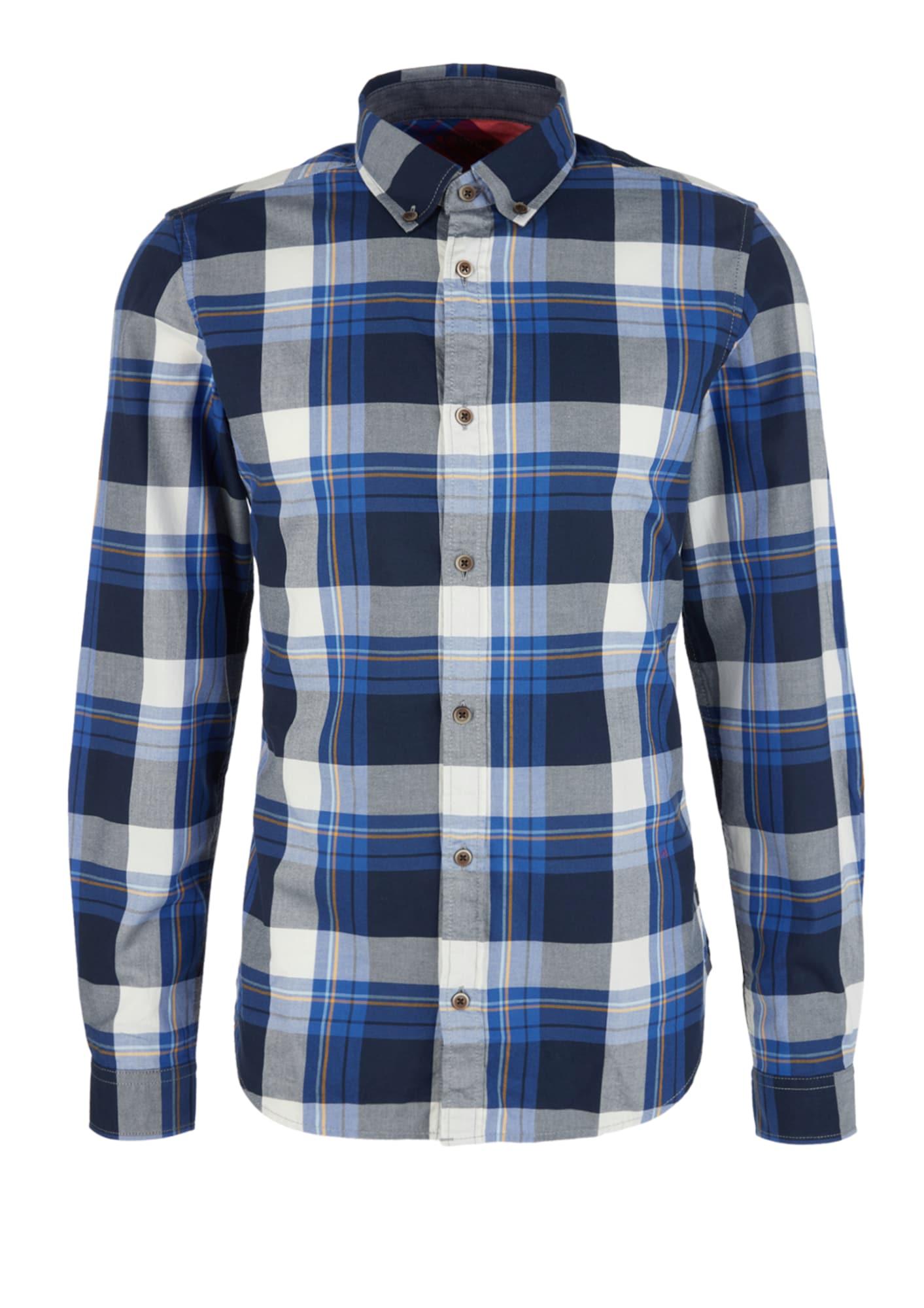 Košile modrá mix barev S.Oliver RED LABEL
