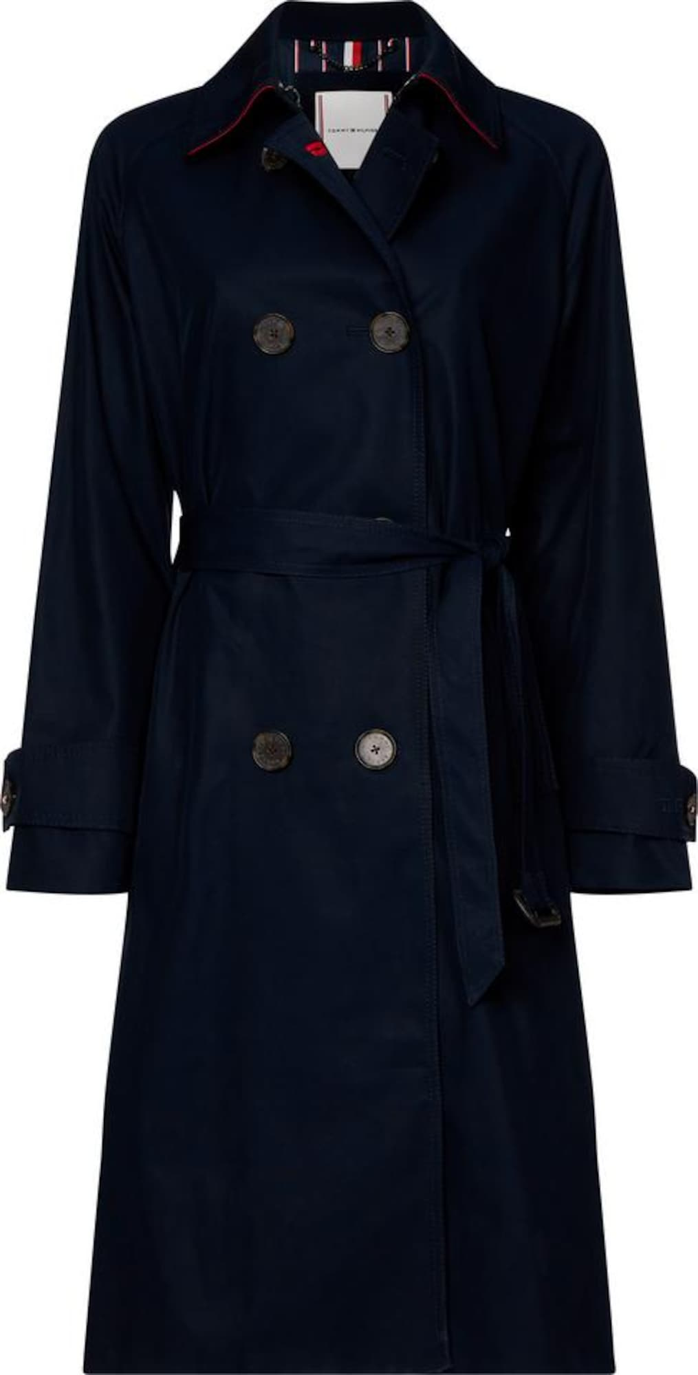 tommy hilfiger - Trenchcoat 'TH ESS DB MAXI TRENCH'