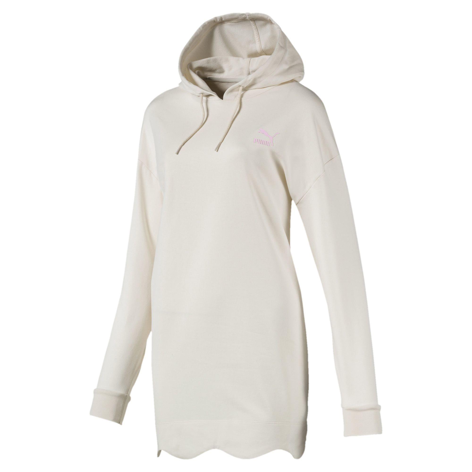 PUMA, Dames Sweatshirt, wit