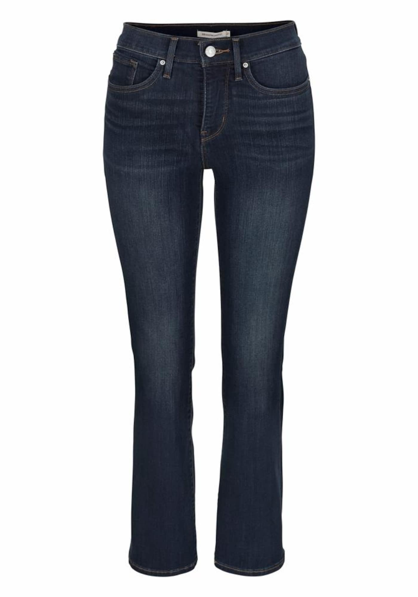 LEVI'S Dames Jeans 315 Shaping Boot donkerblauw