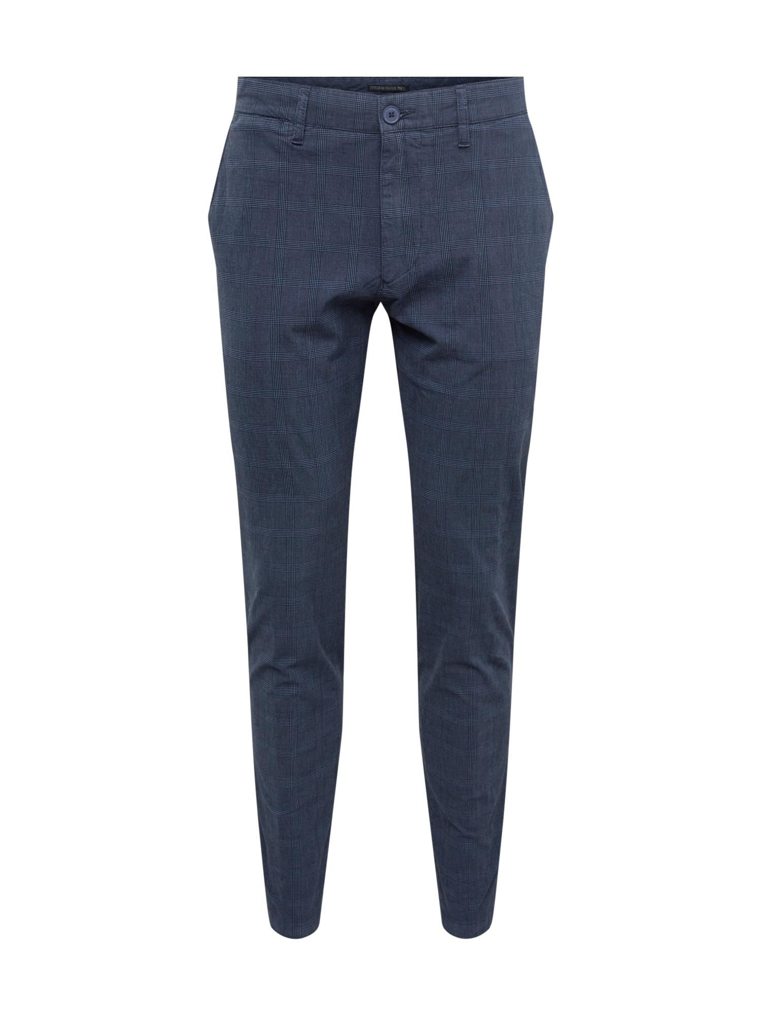 Chino kalhoty MAD tmavě modrá DRYKORN