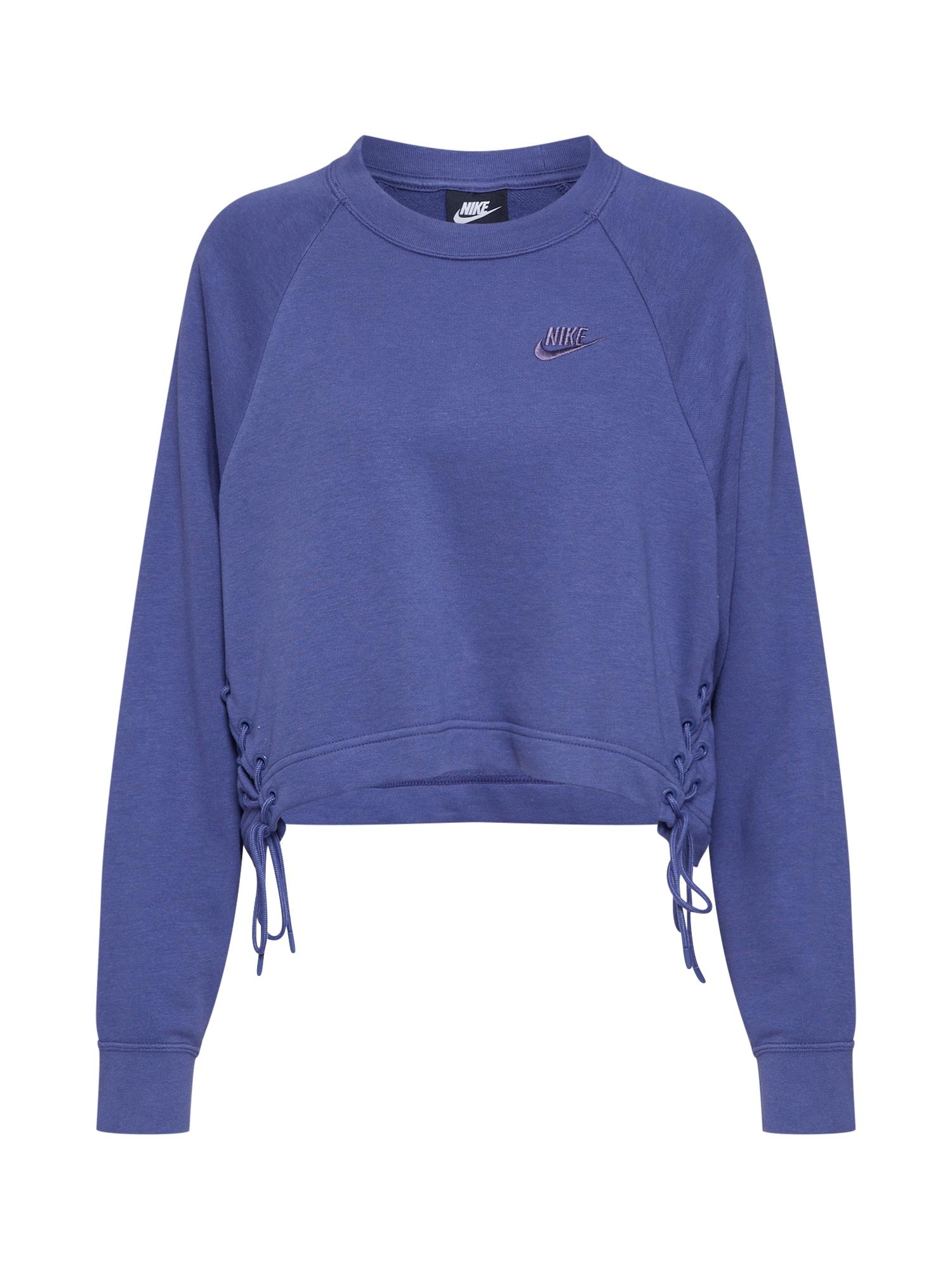 Mikina lilek Nike Sportswear