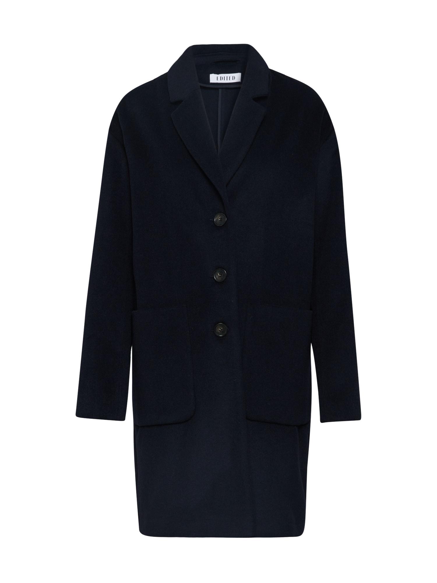 Přechodný kabát Belina námořnická modř EDITED