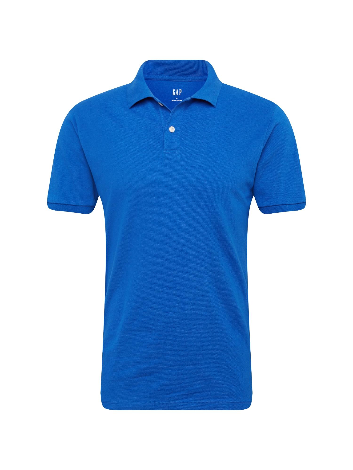 Tričko královská modrá GAP