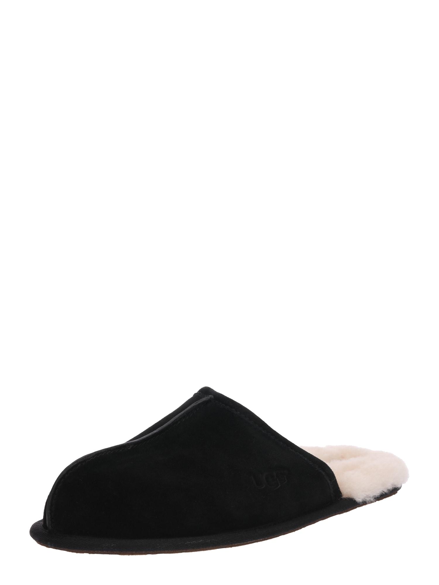 Pantofle Scuff černá UGG
