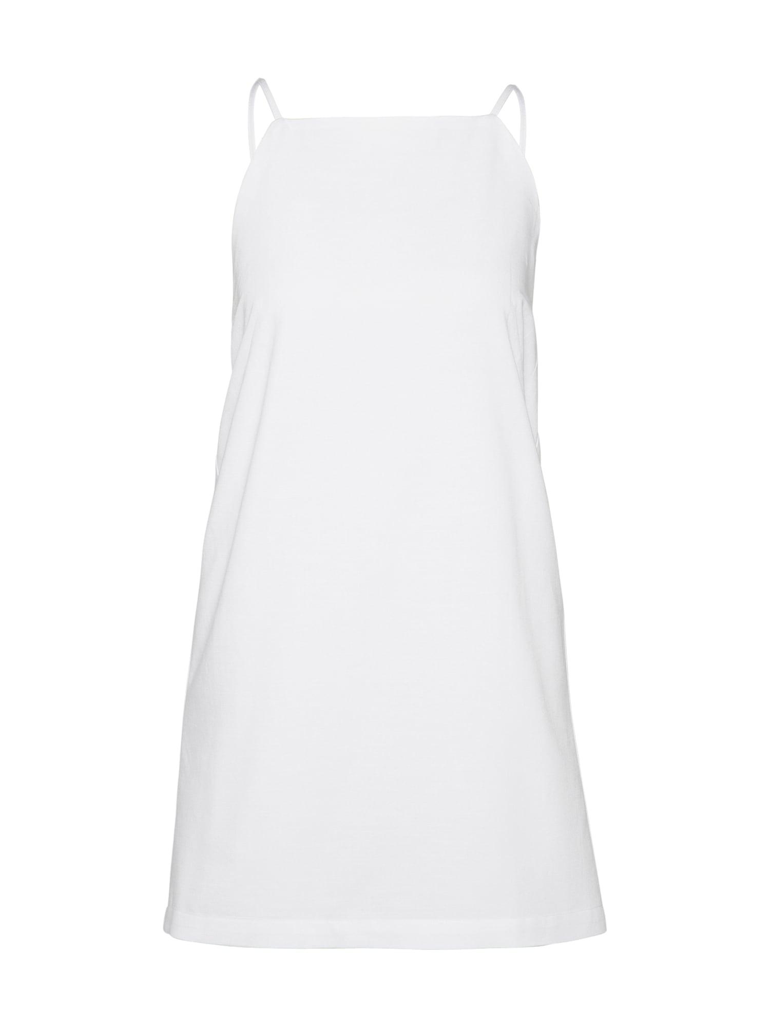 Plážové šaty Mira bílá EDITED
