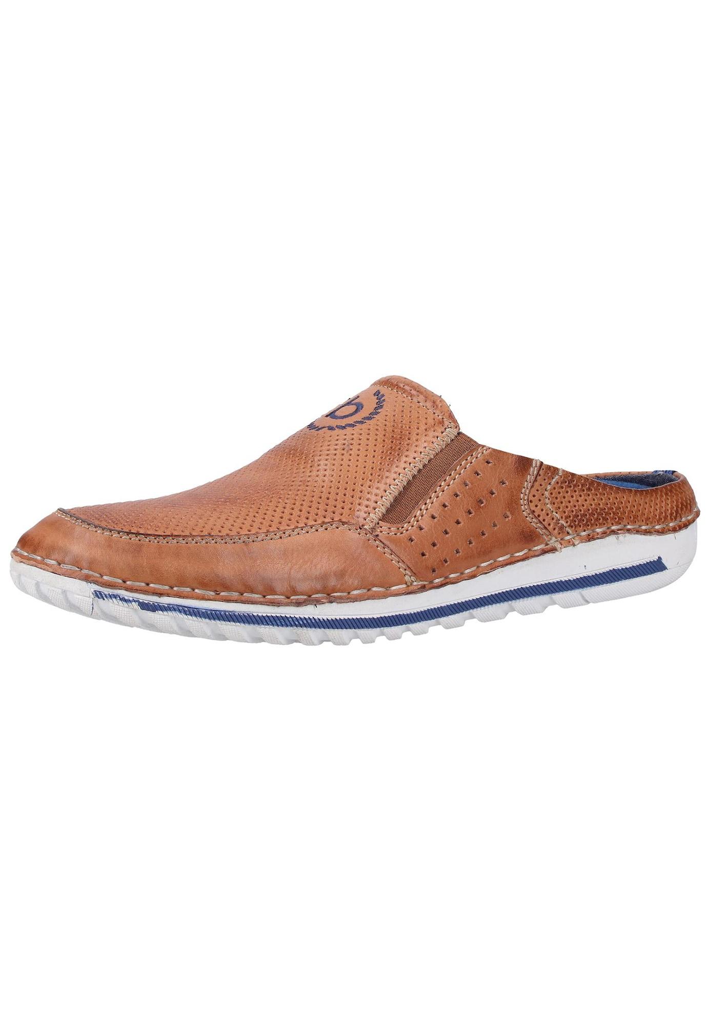 Clogs | Schuhe > Clogs & Pantoletten > Clogs | Cognac | Bugatti