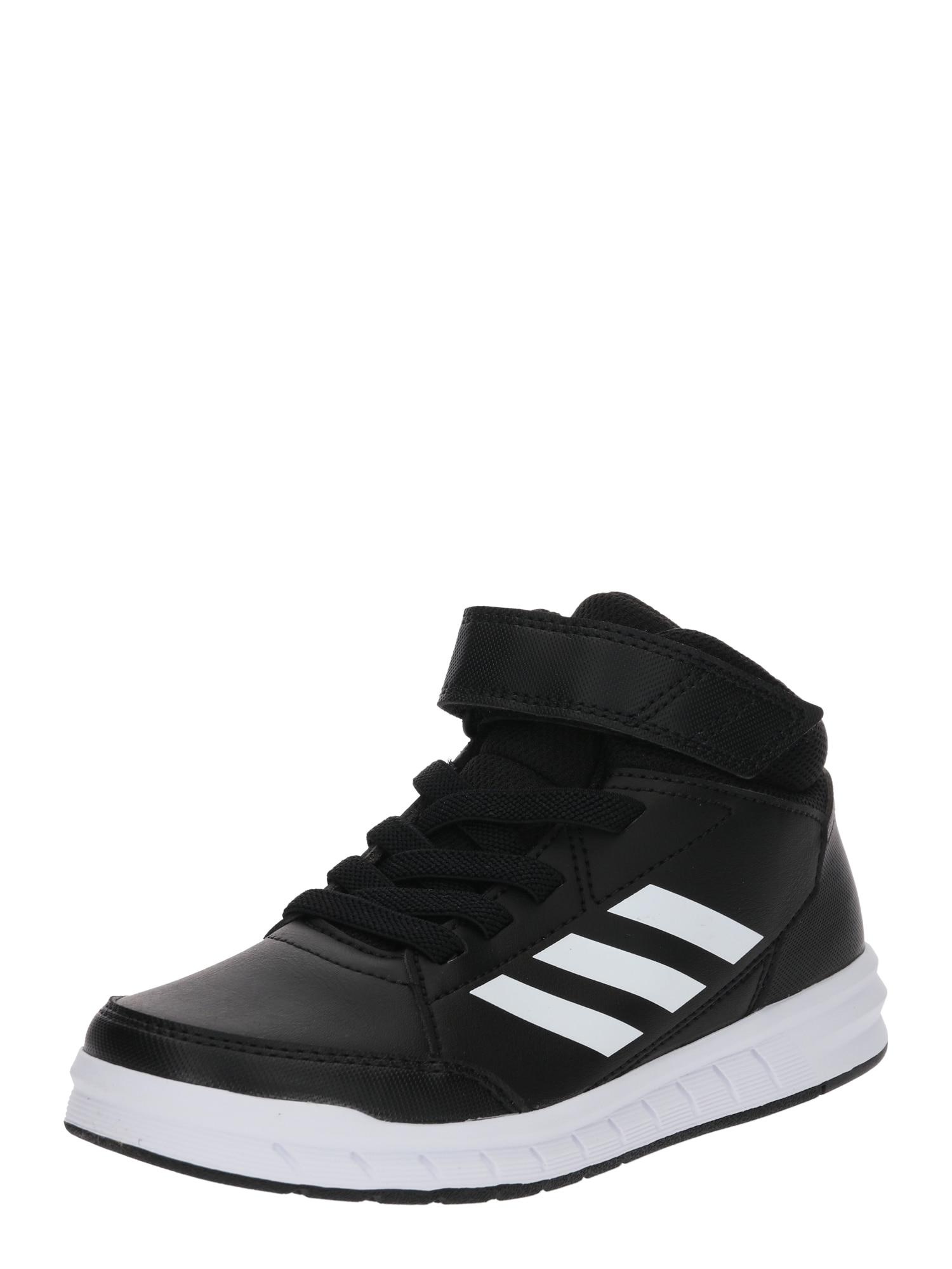 Sportovní boty AltaSport Mid K černá ADIDAS PERFORMANCE