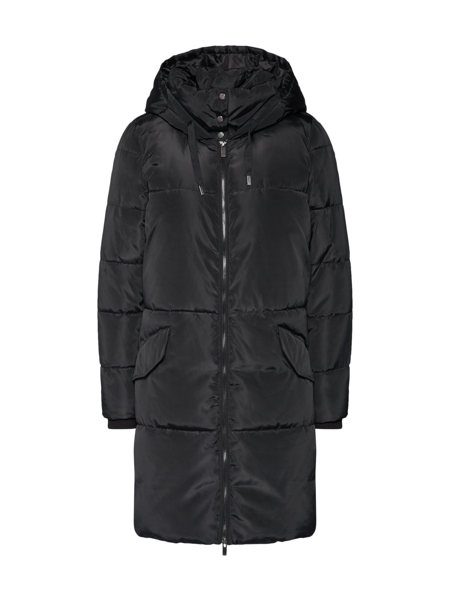 Zimní kabát ELIN černá ONLY