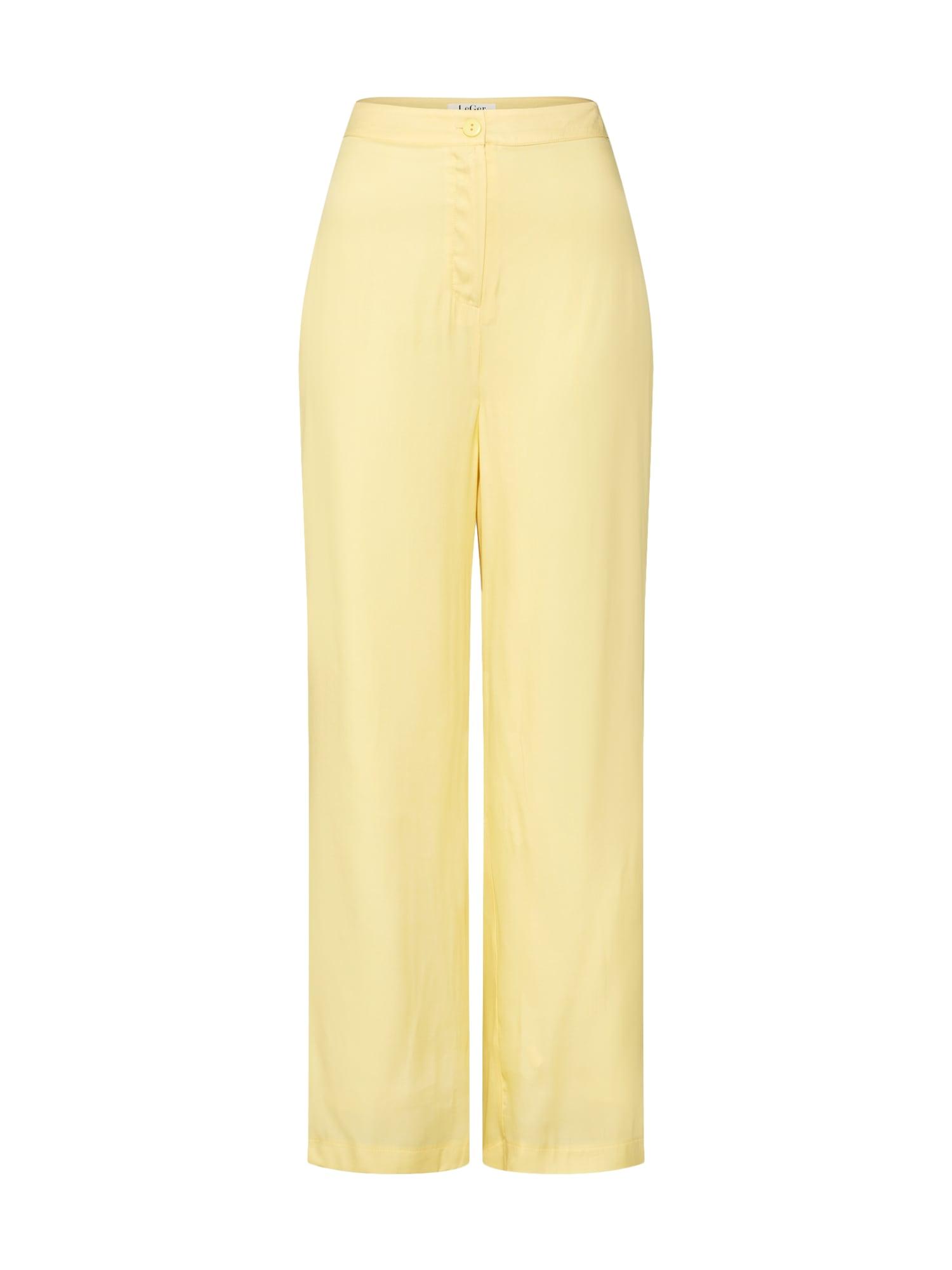 Kalhoty Ina žlutá LeGer By Lena Gercke
