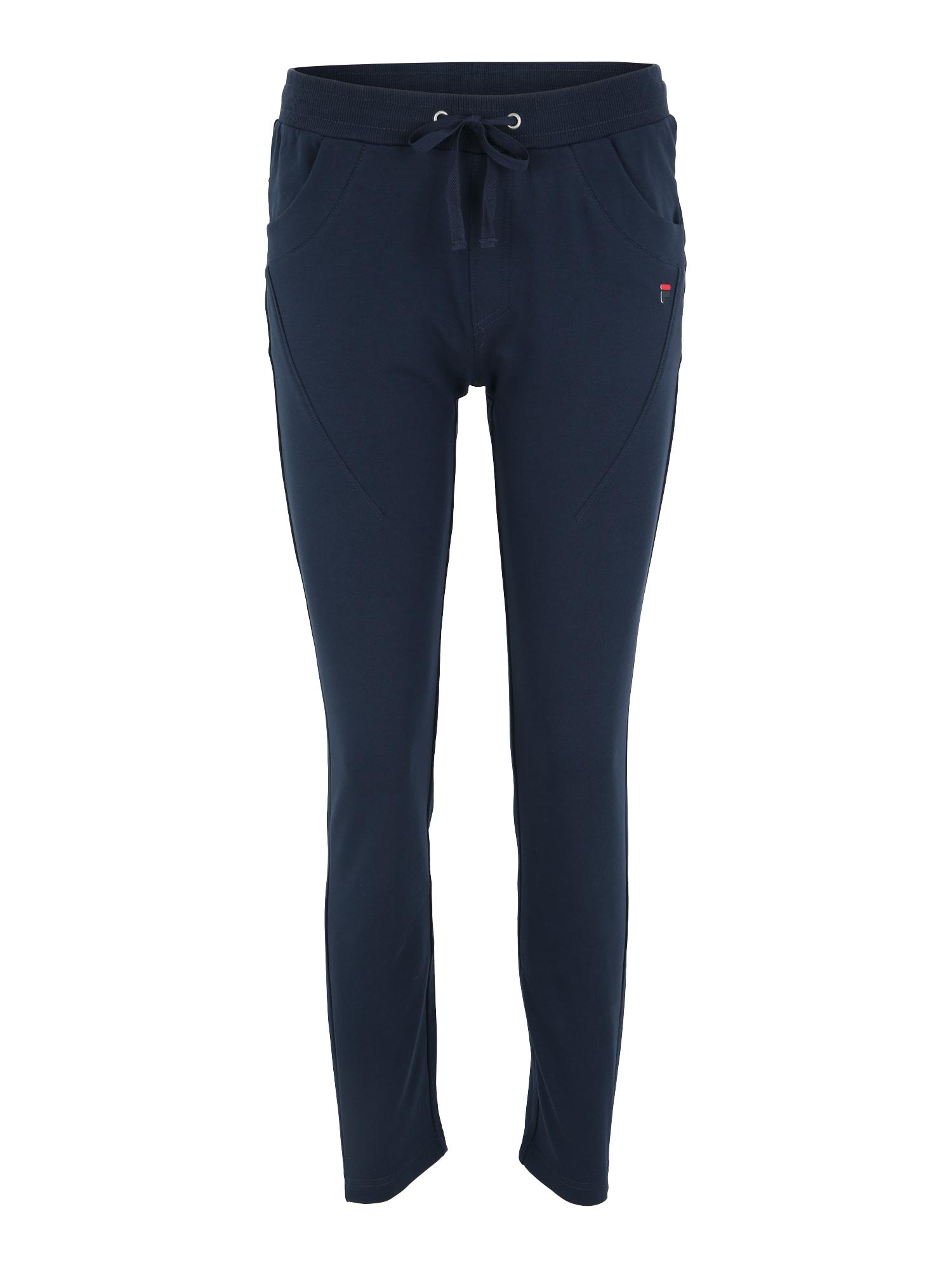 Sportovní kalhoty Philline tmavě modrá FILA