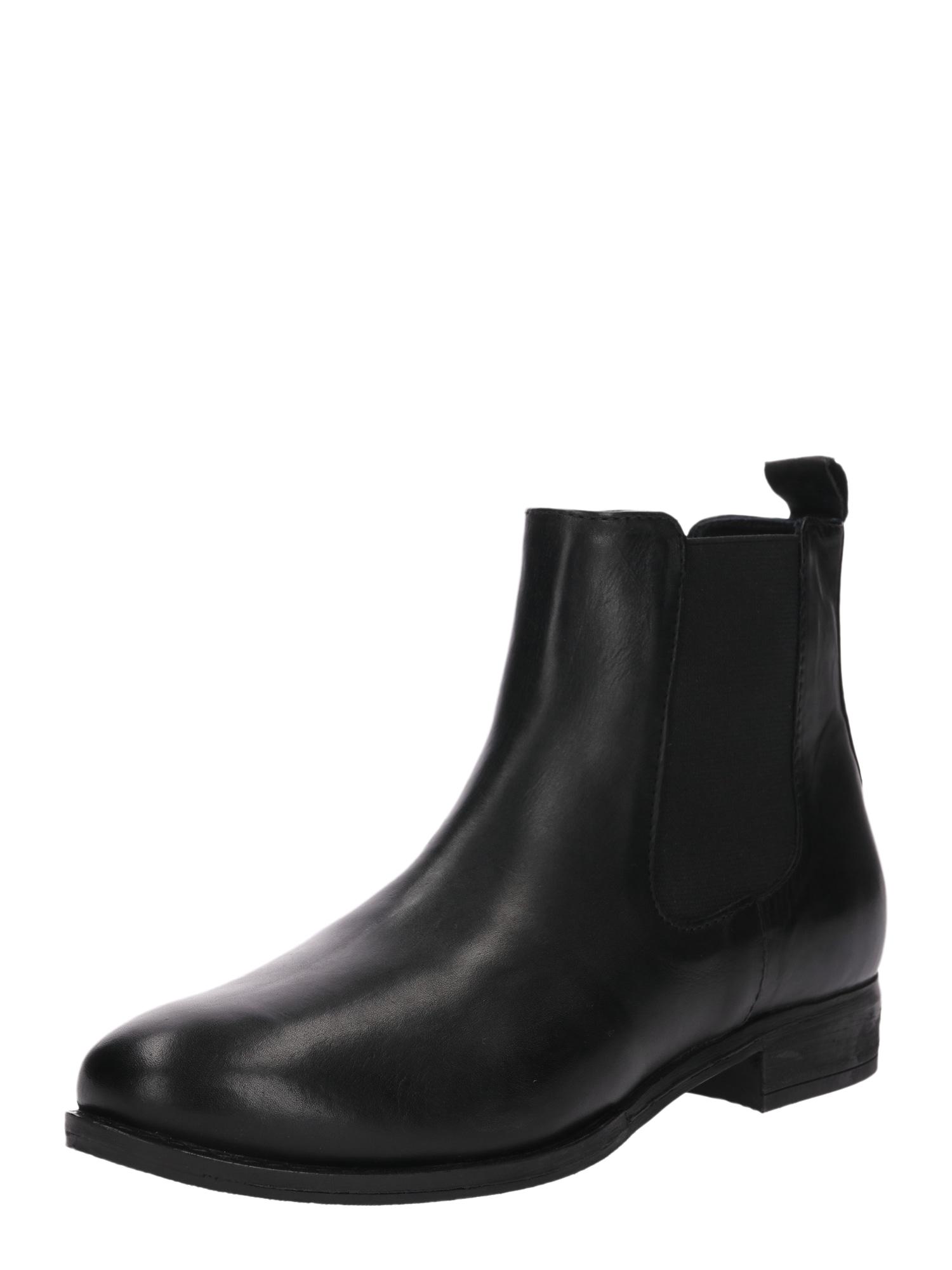 Chelsea boty Simona černá ABOUT YOU
