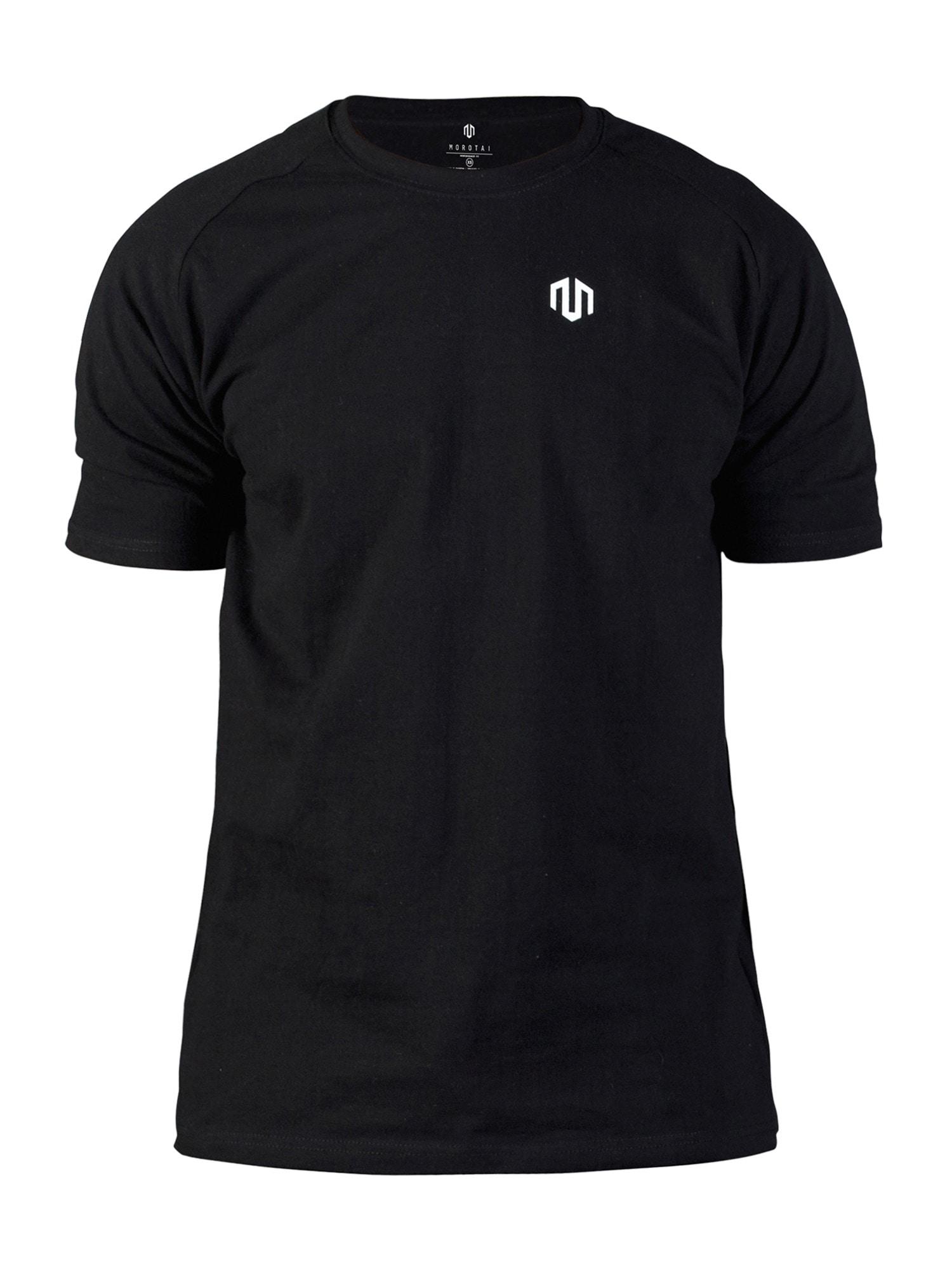 Funkční tričko Basic černá MOROTAI