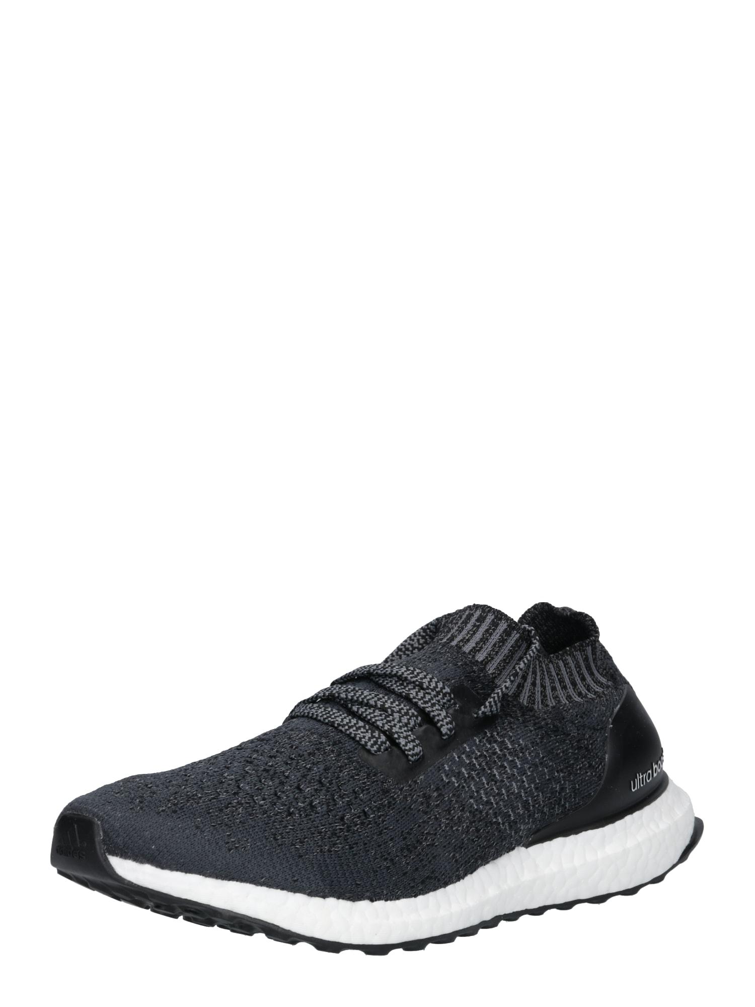 Sportovní boty UltraBOOST Uncaged tmavě šedá černá ADIDAS PERFORMANCE
