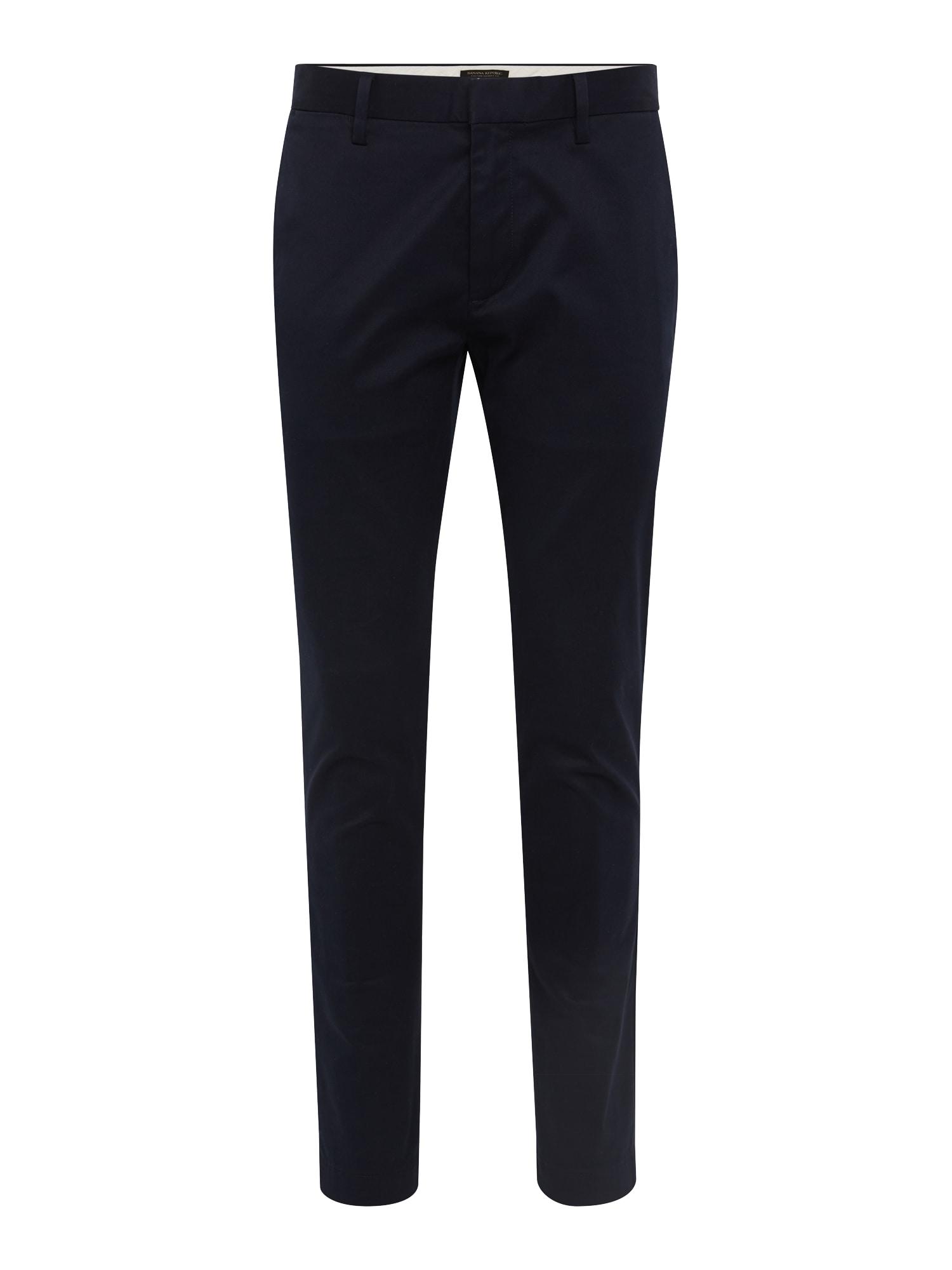 Chino kalhoty FULTON RMC námořnická modř Banana Republic