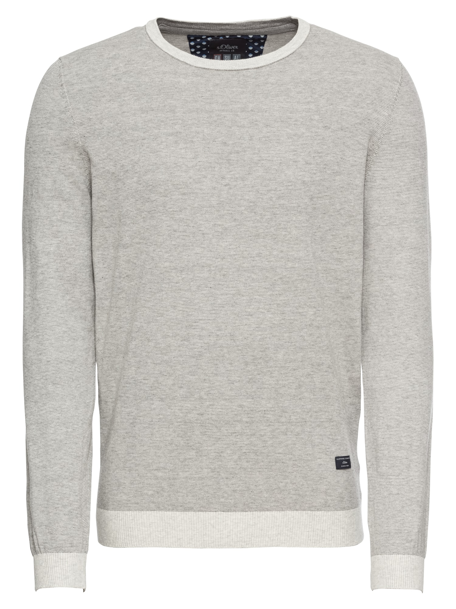 Svetr Pullover offwhite S.Oliver RED LABEL