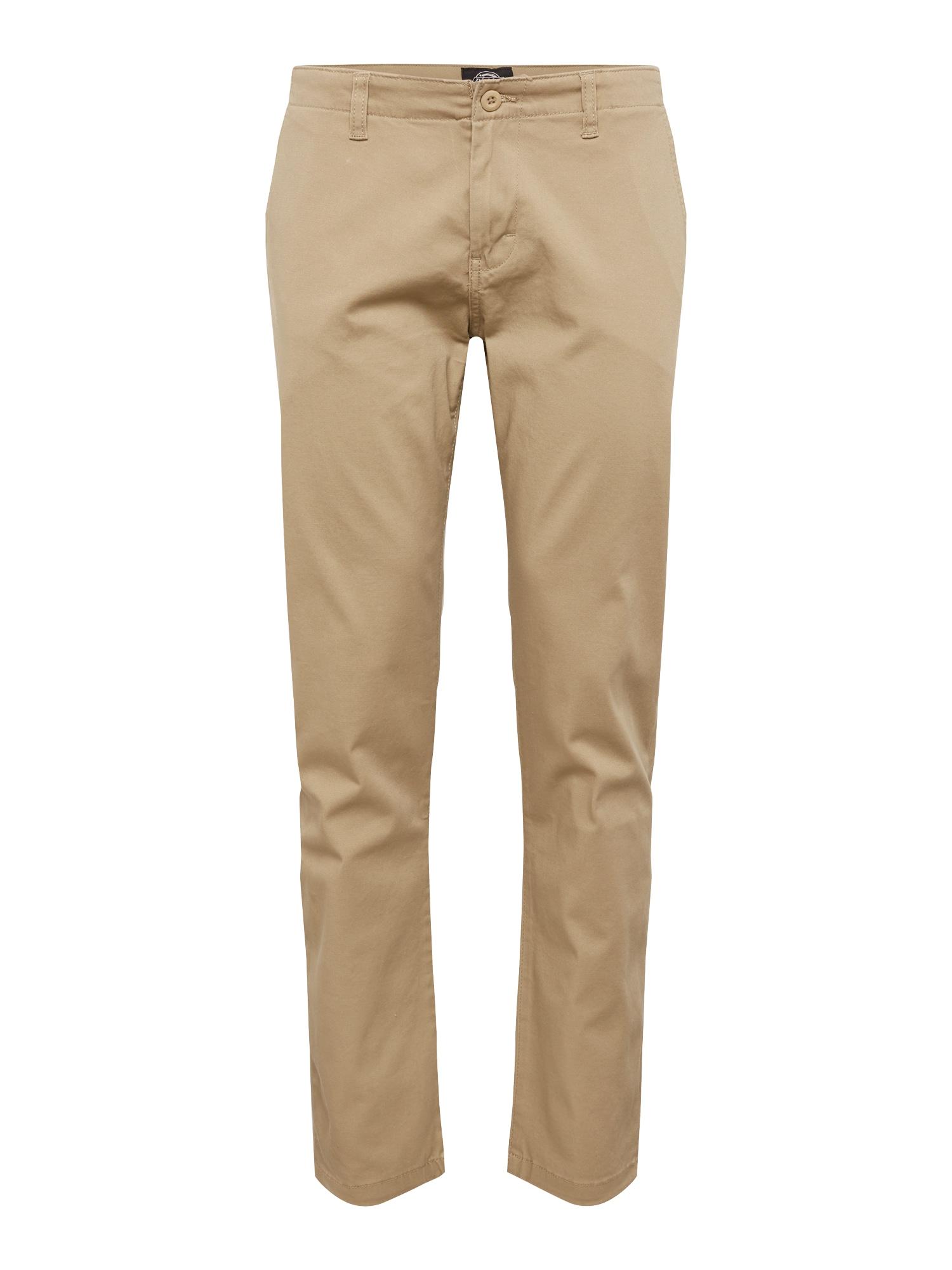 Chino kalhoty Kerman béžová DICKIES