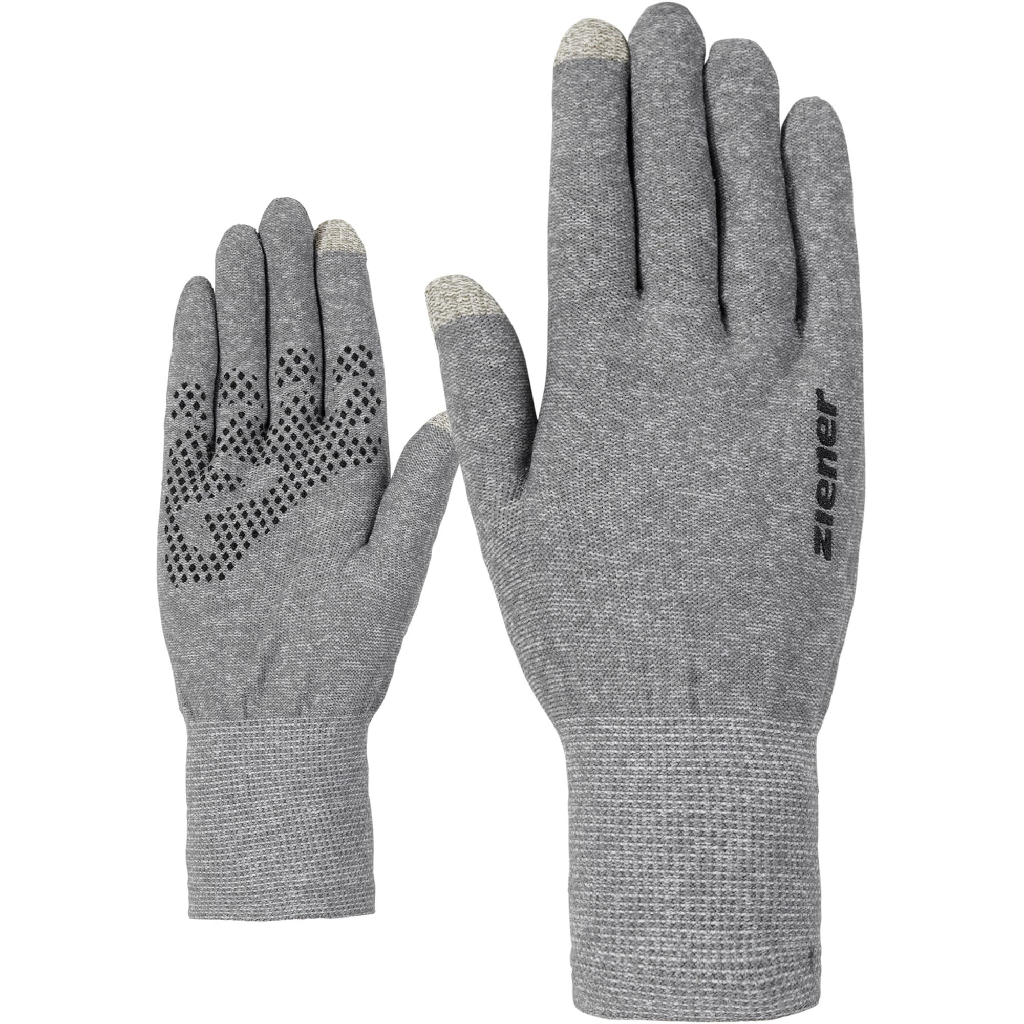Fingerhandschuhe 'Ibico Touch Glove Multisport' | Accessoires > Handschuhe | ZIENER