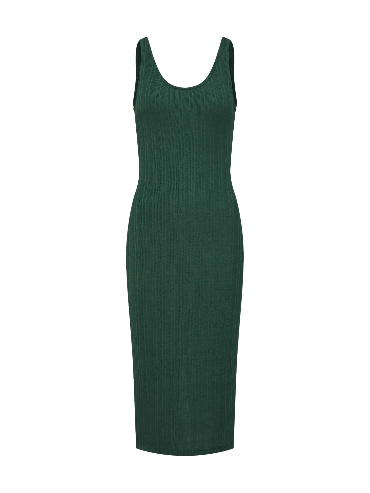 Šaty Shenay tmavě zelená EDITED