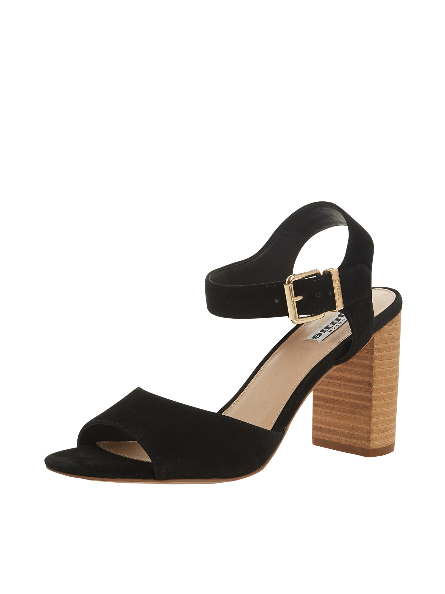 Páskové sandály ISOBELA černá Dune LONDON