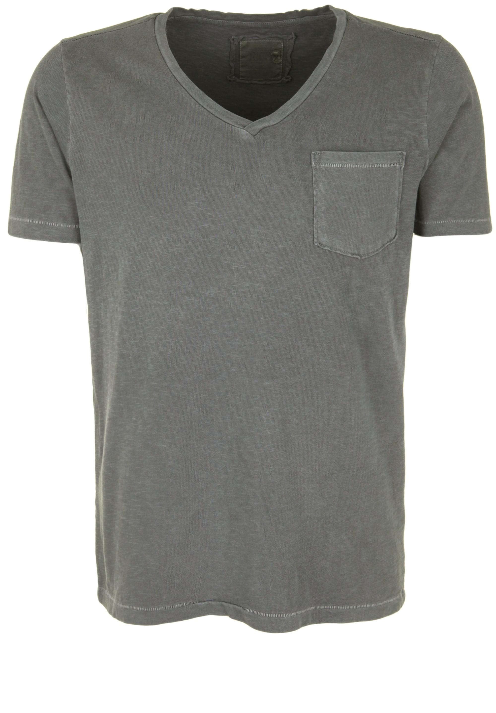 better rich - T-Shirt mit V-Ausschnitt
