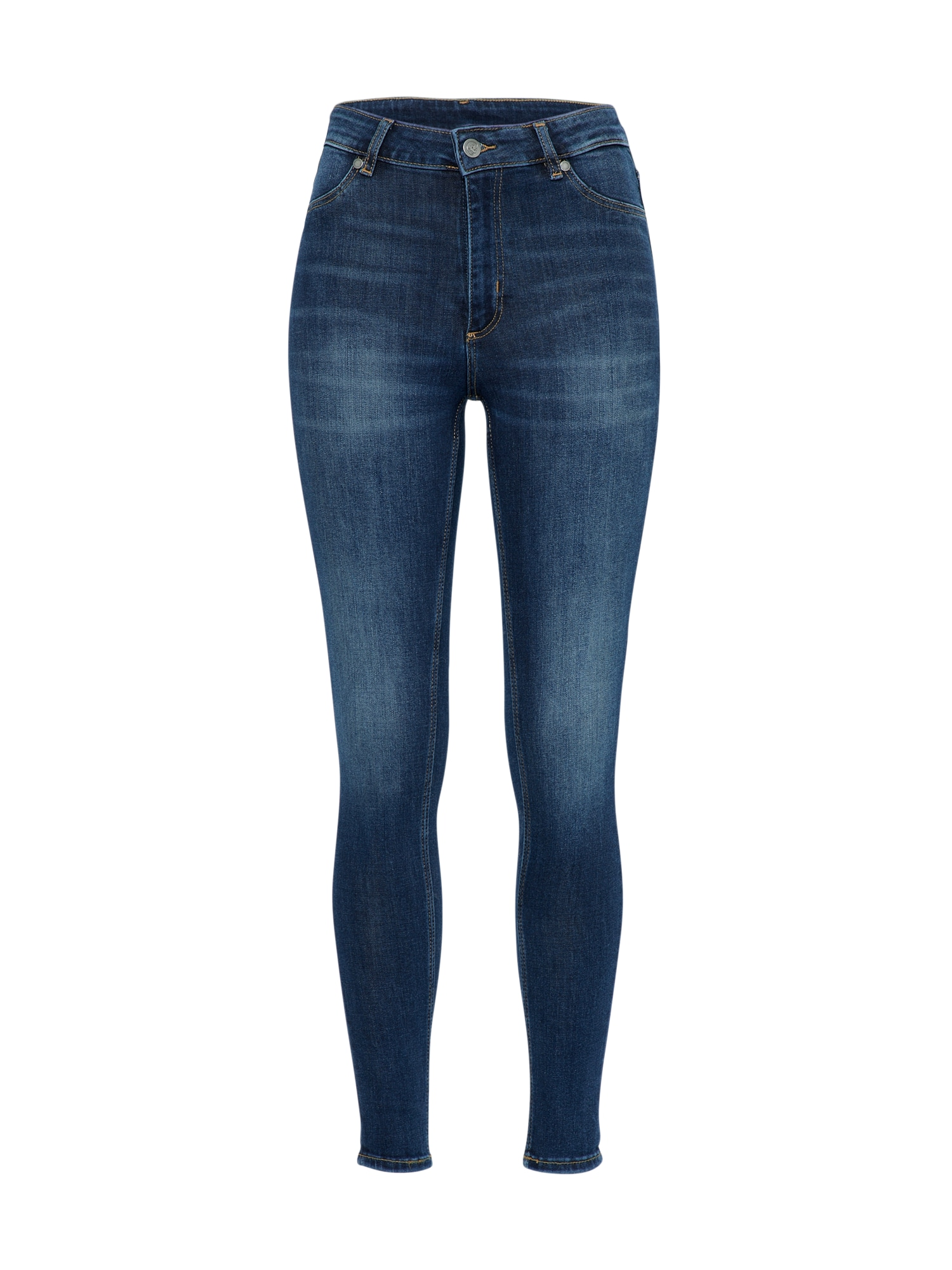 CHEAP MONDAY Dames Jeans blue denim