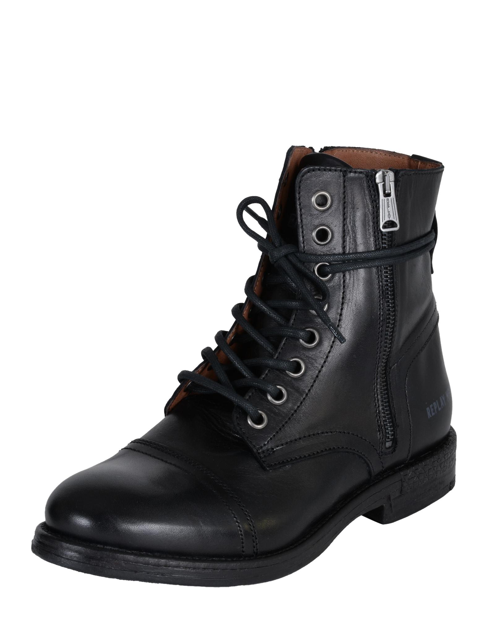 Bikerboots | Schuhe > Boots > Bikerboots | Replay
